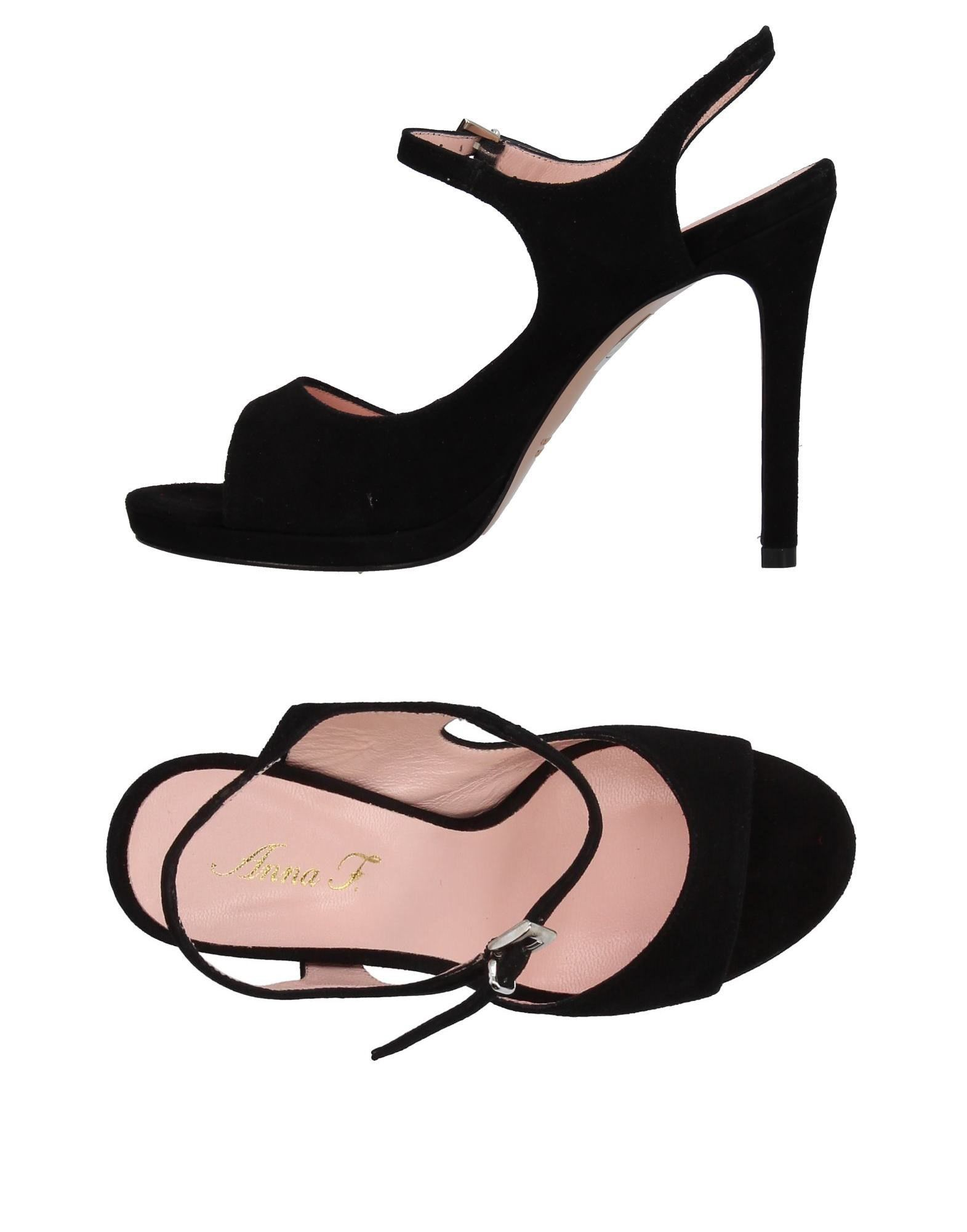 Anna F. Sandalen Damen  11359878KN Gute Qualität beliebte Schuhe