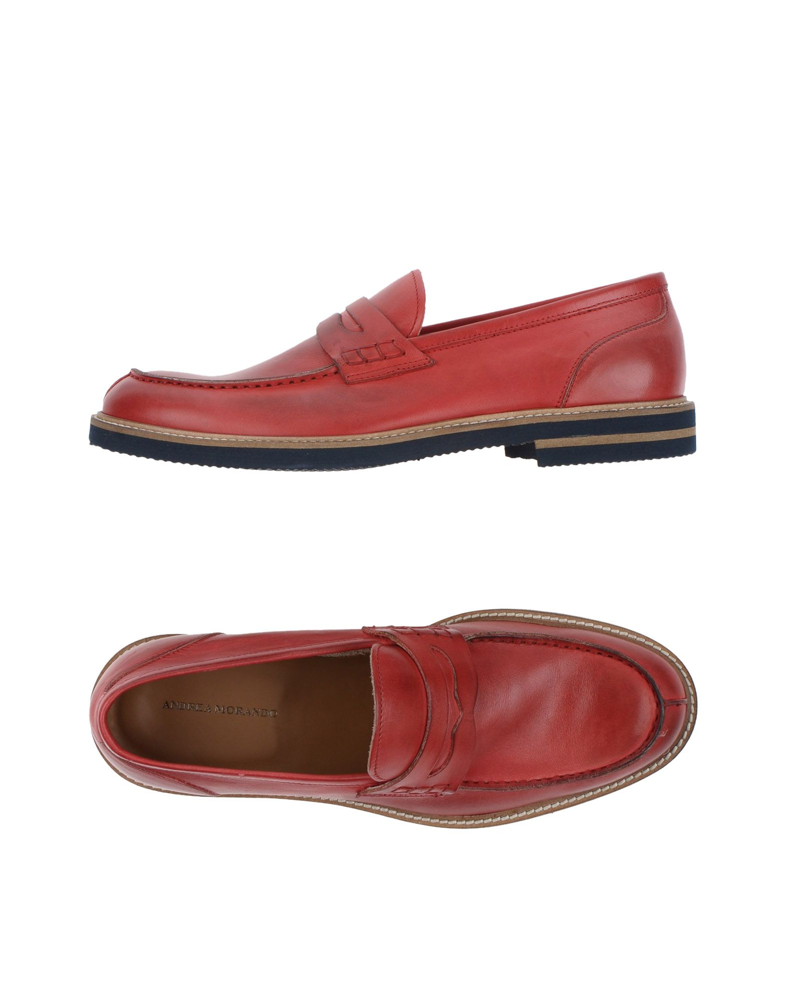 Andrea Morando Schuhe Mokassins Herren  11359917OH Neue Schuhe Morando 113d56