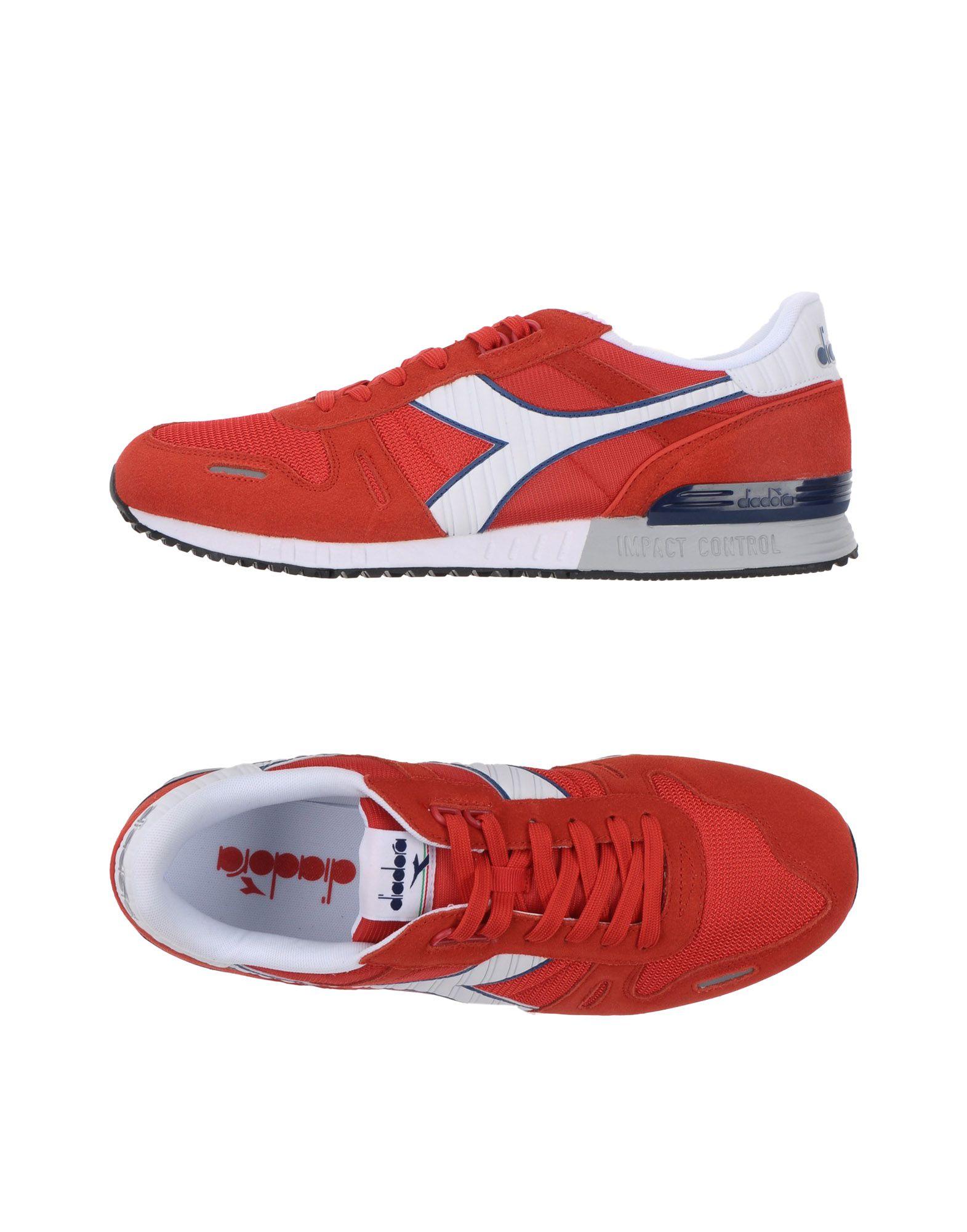 Rabatt echte Schuhe Diadora Sneakers Herren  11359968RI