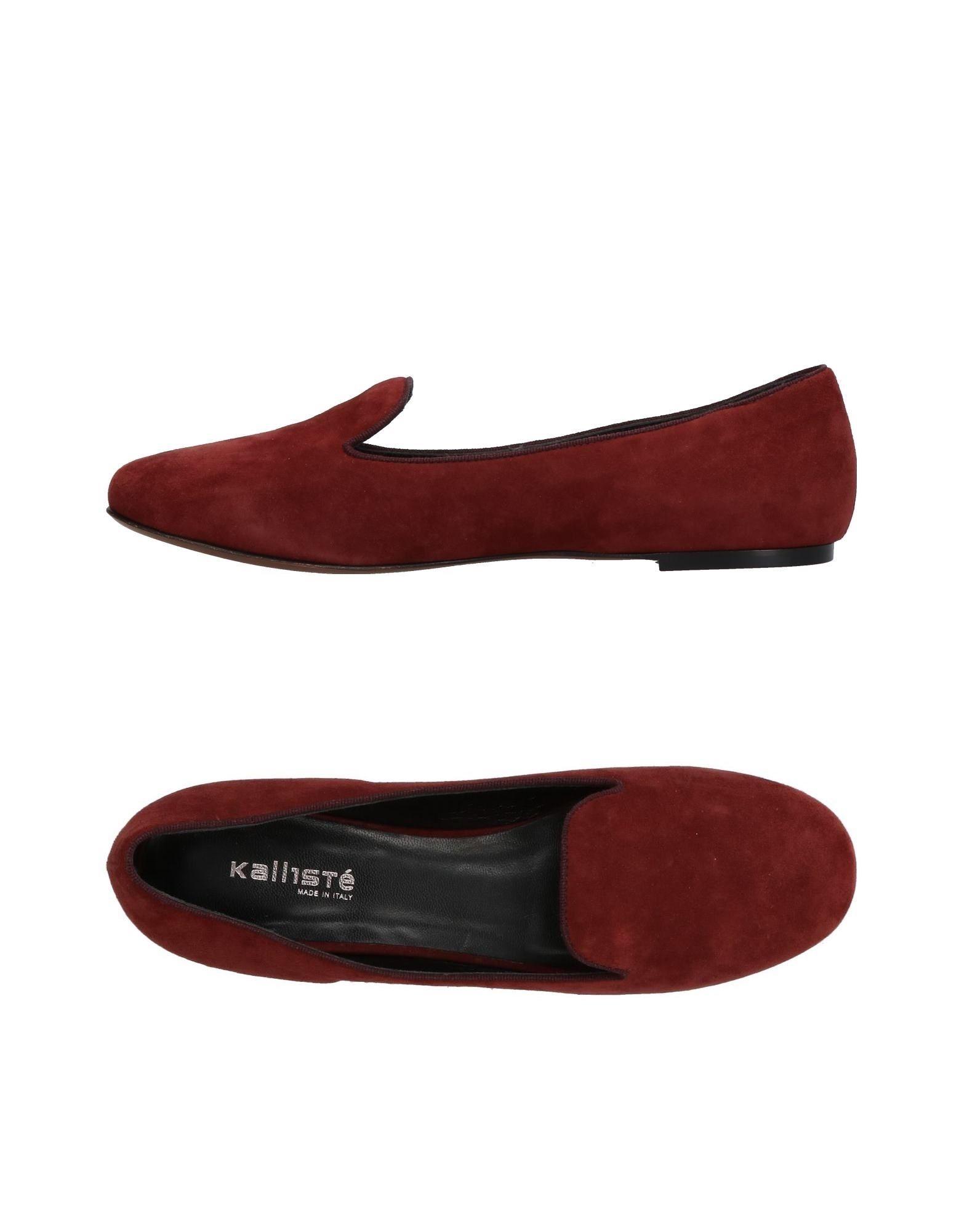 Gut um billige Schuhe zu tragenKallistè Mokassins Damen  11360055NV