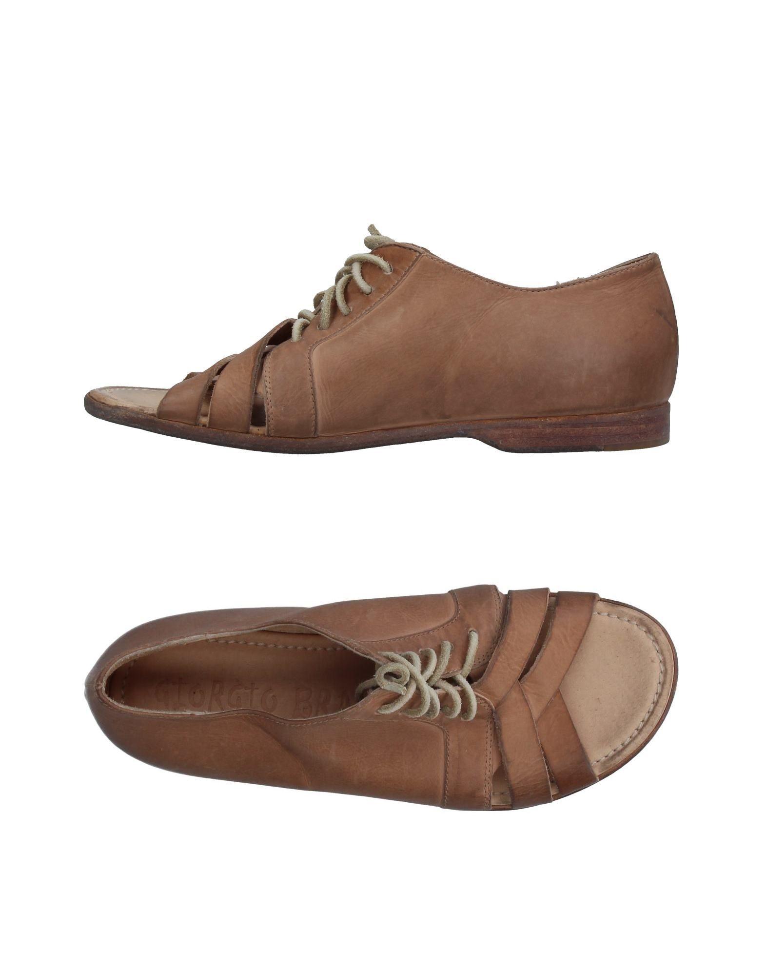 Vente Pas Cher 2018 Unisexe Professionnel Vente CHAUSSURES - Chaussures à lacetsGiorgio Brato Limite Offre Pas Cher Vente Pas Cher En France dZykDGdOG