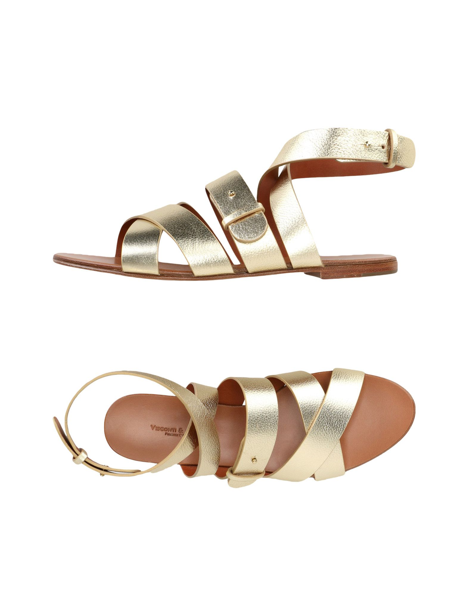 Stilvolle billige Schuhe Visconti & Du Réau Sandalen Damen  11360268SF
