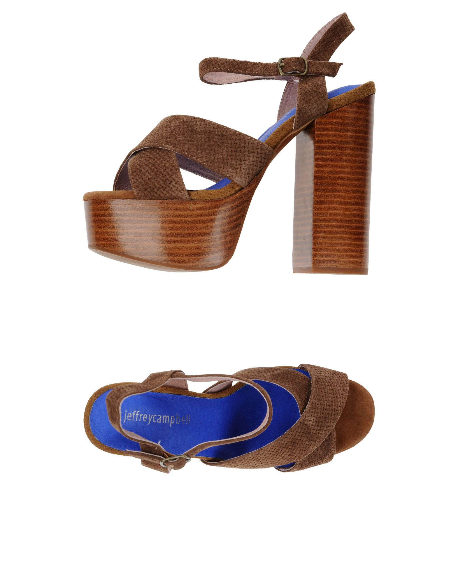 Jeffrey Campbell Sandalen Damen  11360308PT Gute Qualität beliebte Schuhe