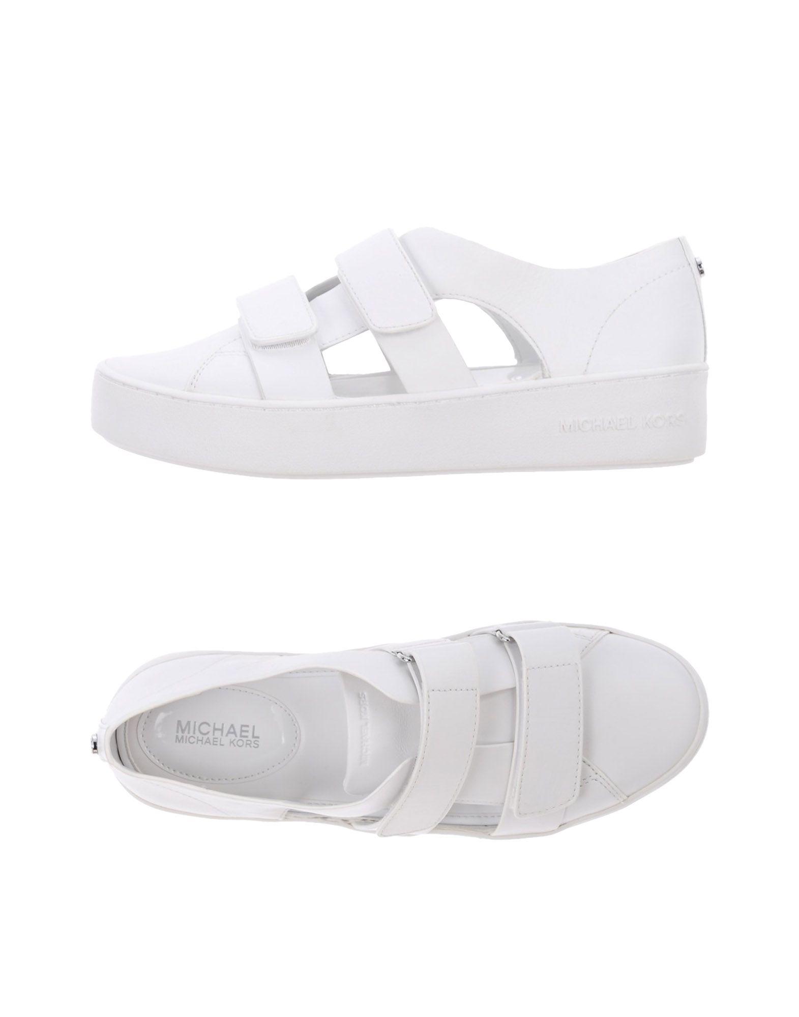 yoox sneakers michael kors