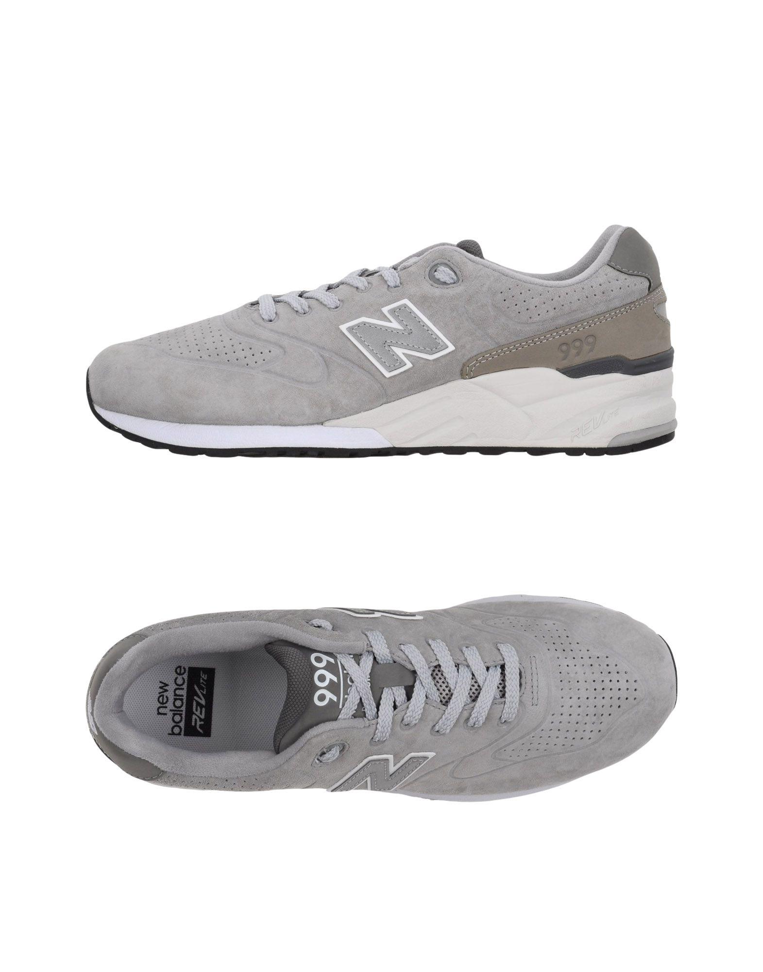Rabatt echte Schuhe New Balance Sneakers Herren  11360638JD