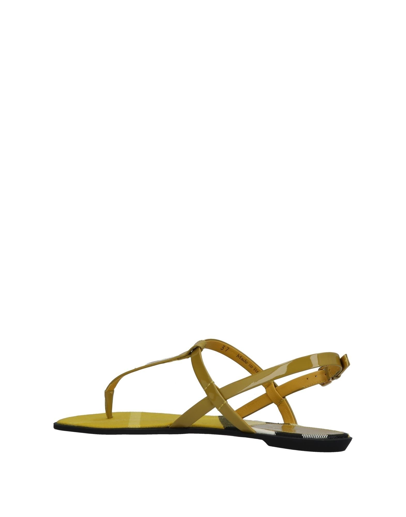 Tongs Burberry Femme - Tongs Burberry sur