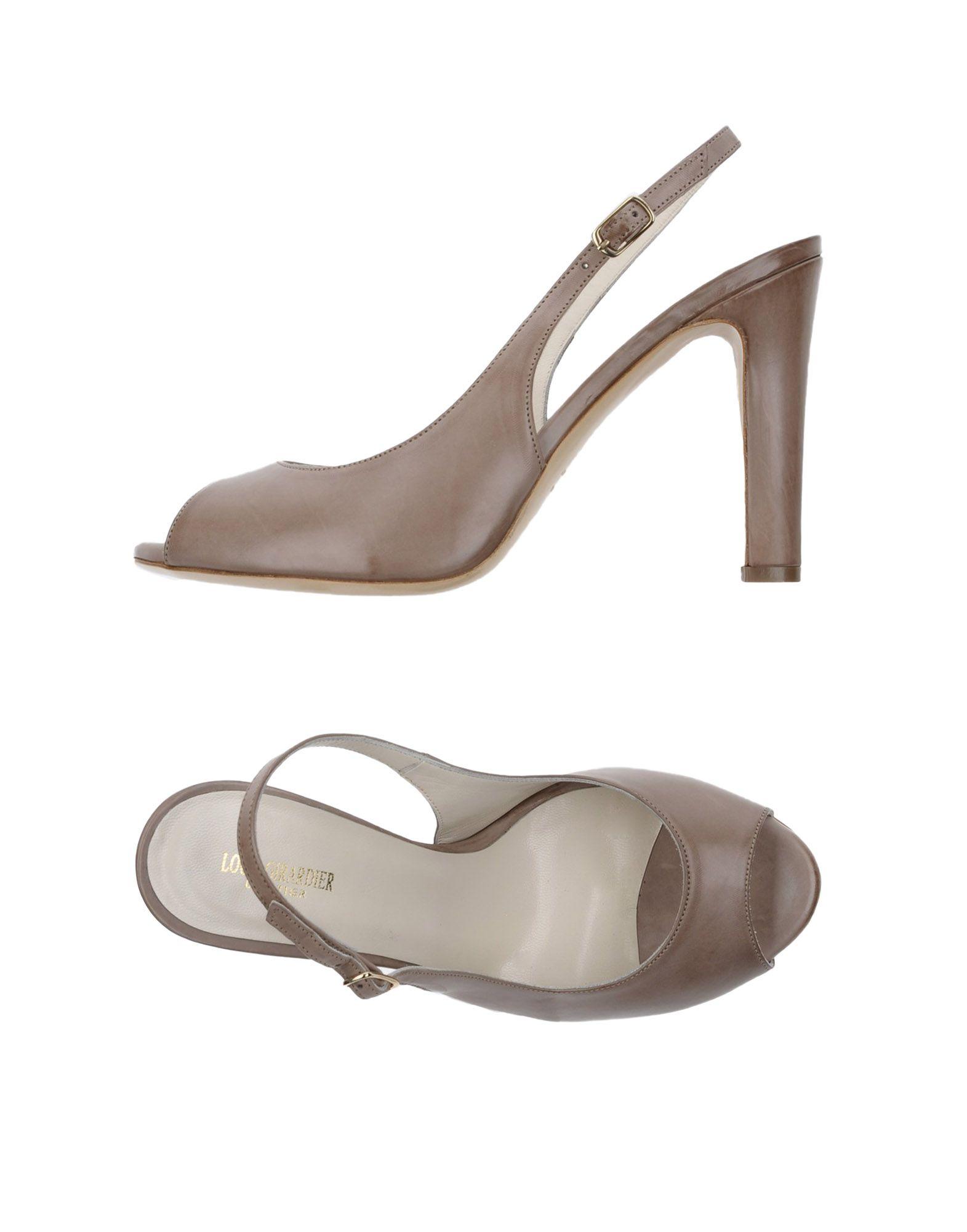 FOOTWEAR - Sandals LOUIS GERARDIER LE BOTTIER NTiB39aXX