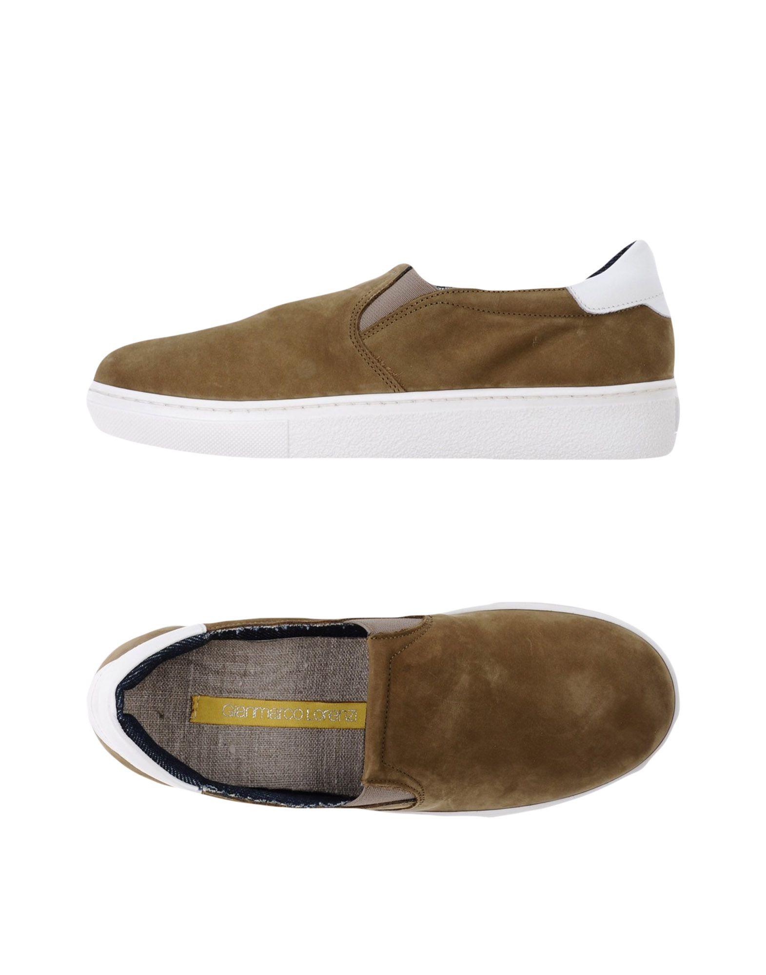 Sneakers Gianmarco Lorenzi Femme - Sneakers Gianmarco Lorenzi sur