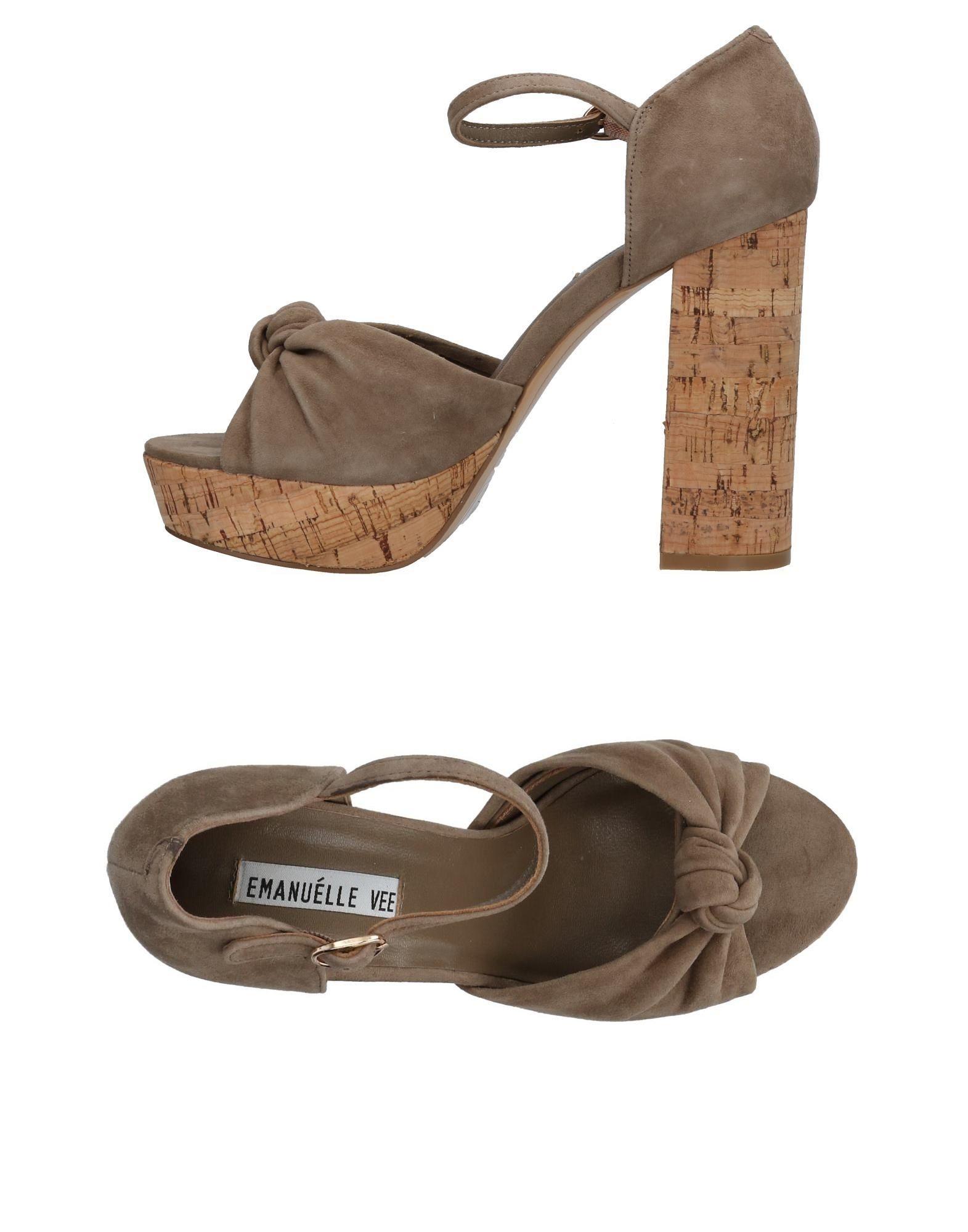 Emanuélle Vee Sandalen Damen  11360694PT Gute Qualität beliebte Schuhe