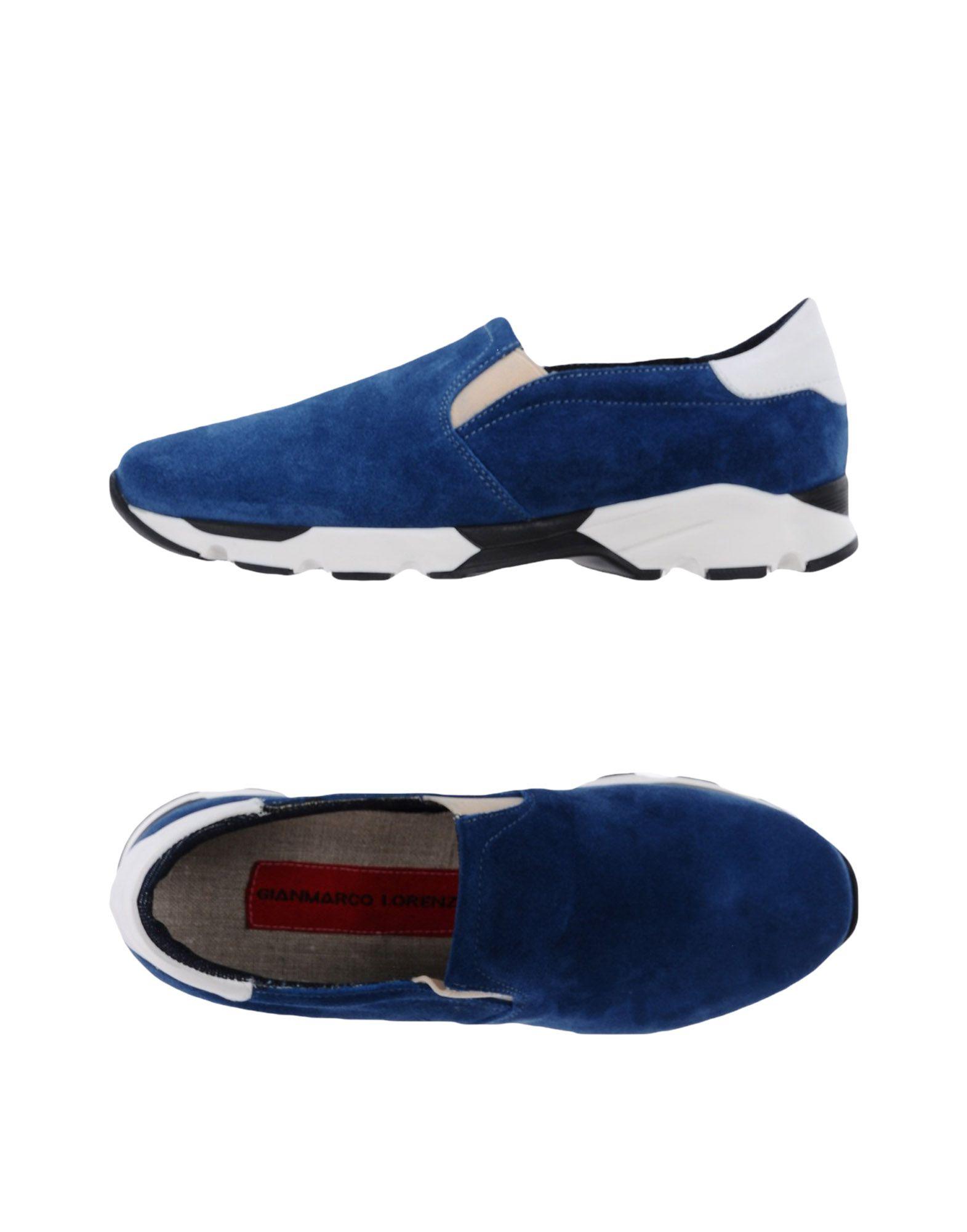 Zapatillas Gianmarco Lorzi Mujer - Zapatillas Gianmarco  Lorzi  Gianmarco Azul pastel 565dde