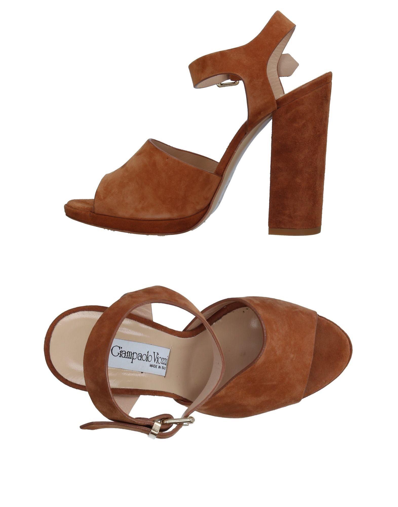 Gut um billige Schuhe zu tragenGiampaolo Viozzi Sandalen Damen  11360734EI