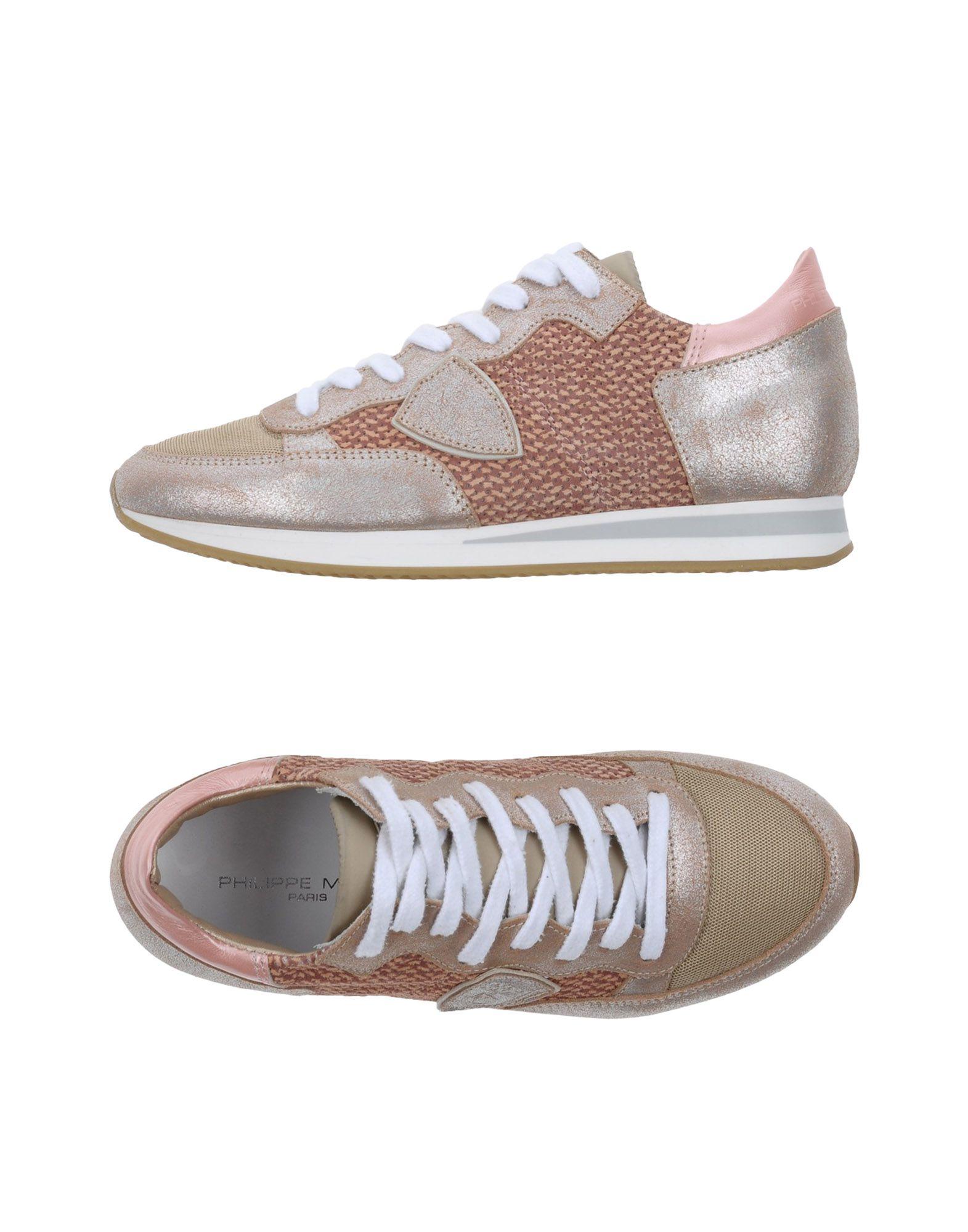 Philippe Model Sneakers Damen Schuhe  11360738PWGut aussehende strapazierfähige Schuhe Damen 4c2a50