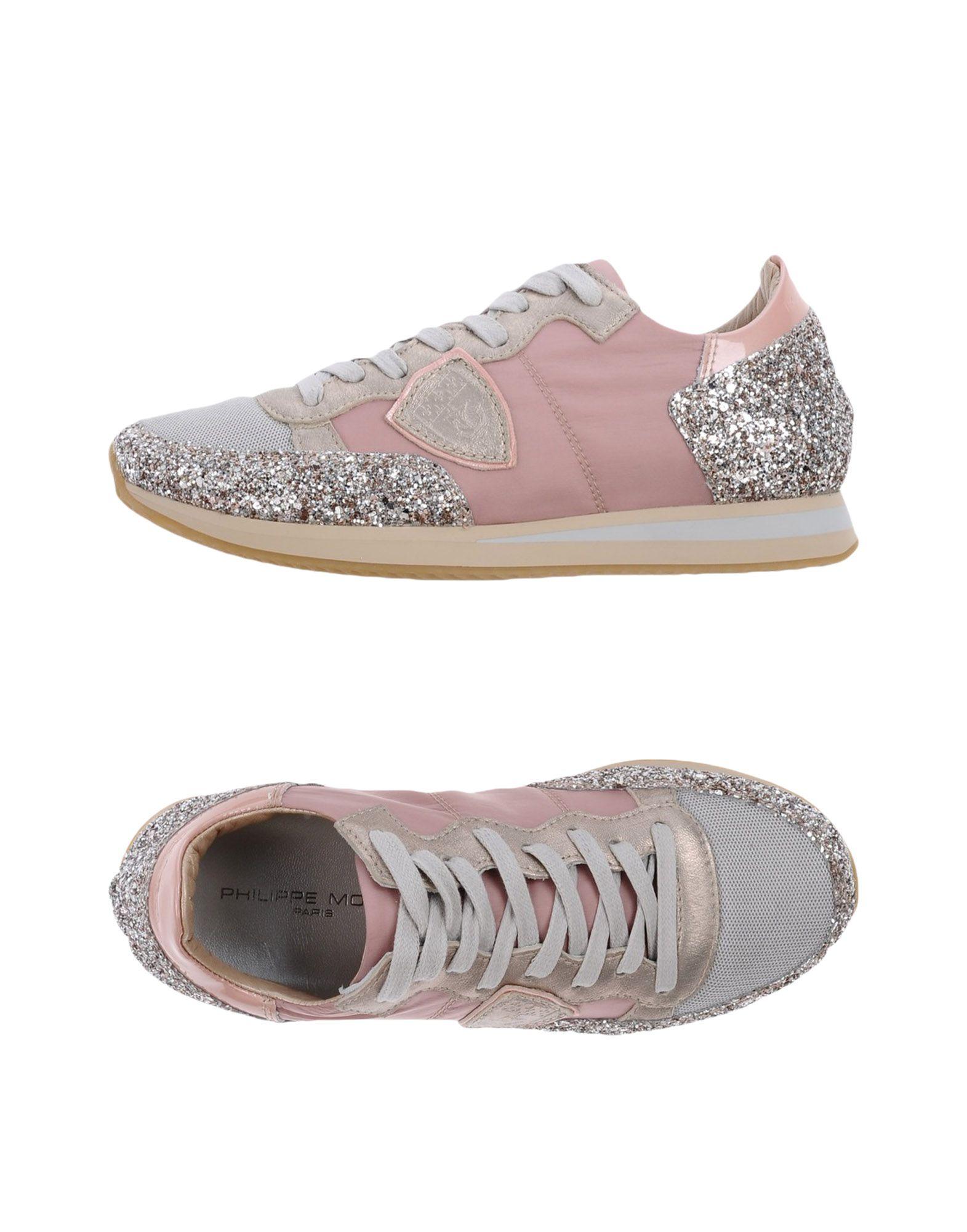 Philippe Model Sneakers Damen strapazierfähige  11360772FLGut aussehende strapazierfähige Damen Schuhe c505d6