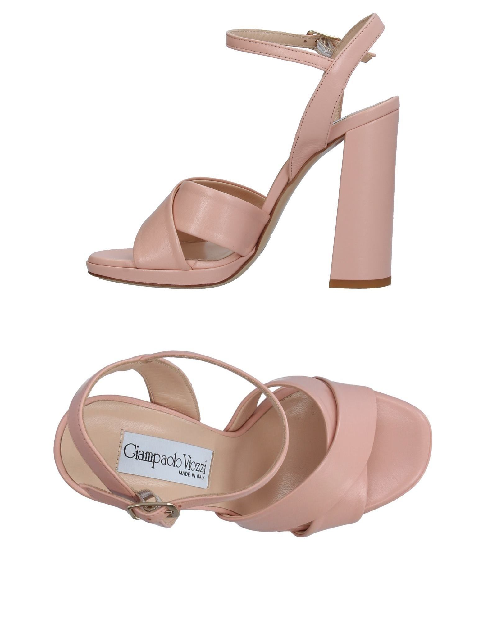 Gut um billige Schuhe zu tragenGiampaolo Viozzi Sandalen Damen  11360804UT