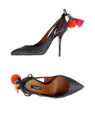 Gabbana Dolce Gabbana amp; Escarpins Dolce Gabbana Dolce Noir Noir amp; Escarpins amp; apqfx