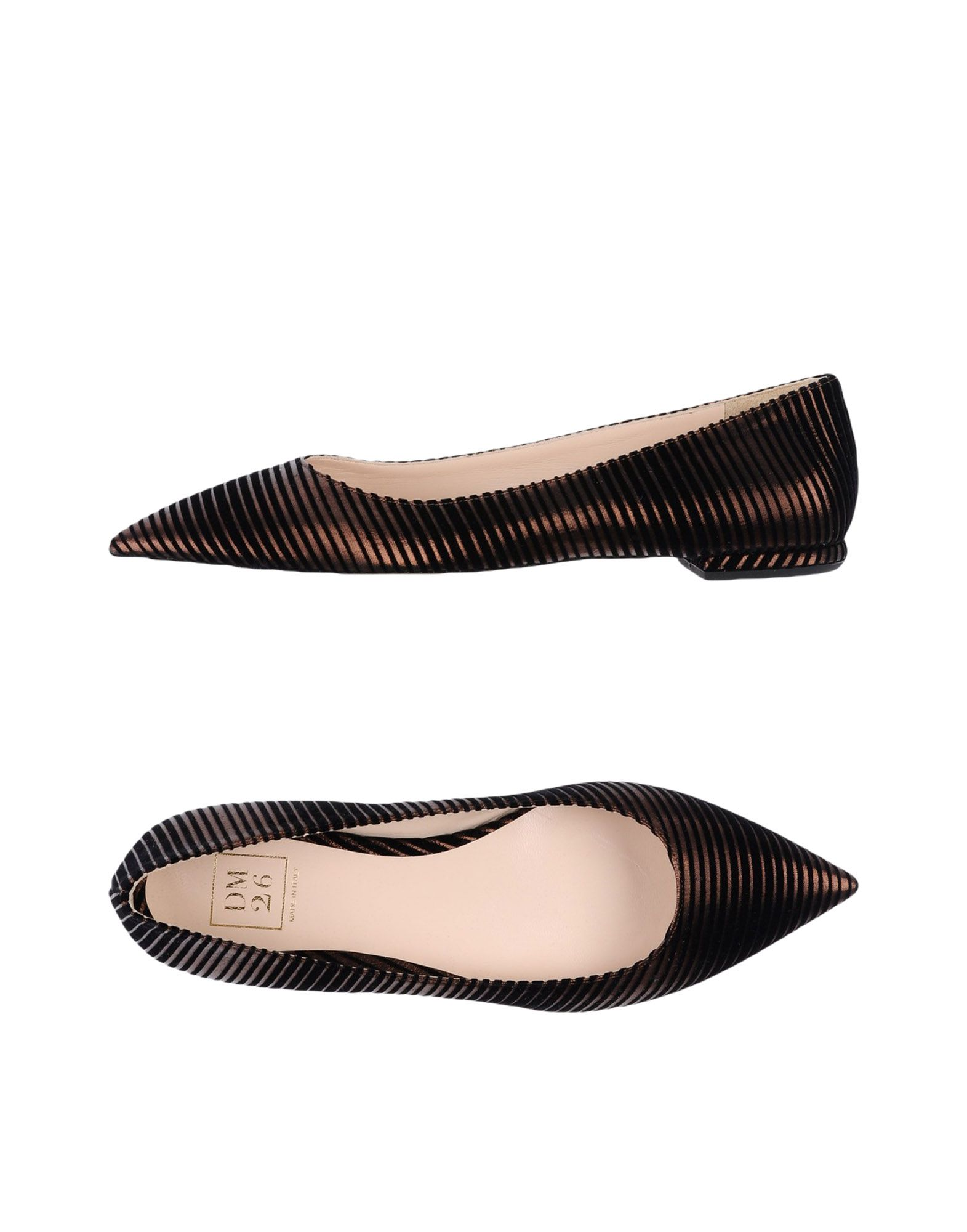Dm26 Ballerinas Damen  11360868QO Gute Qualität beliebte Schuhe