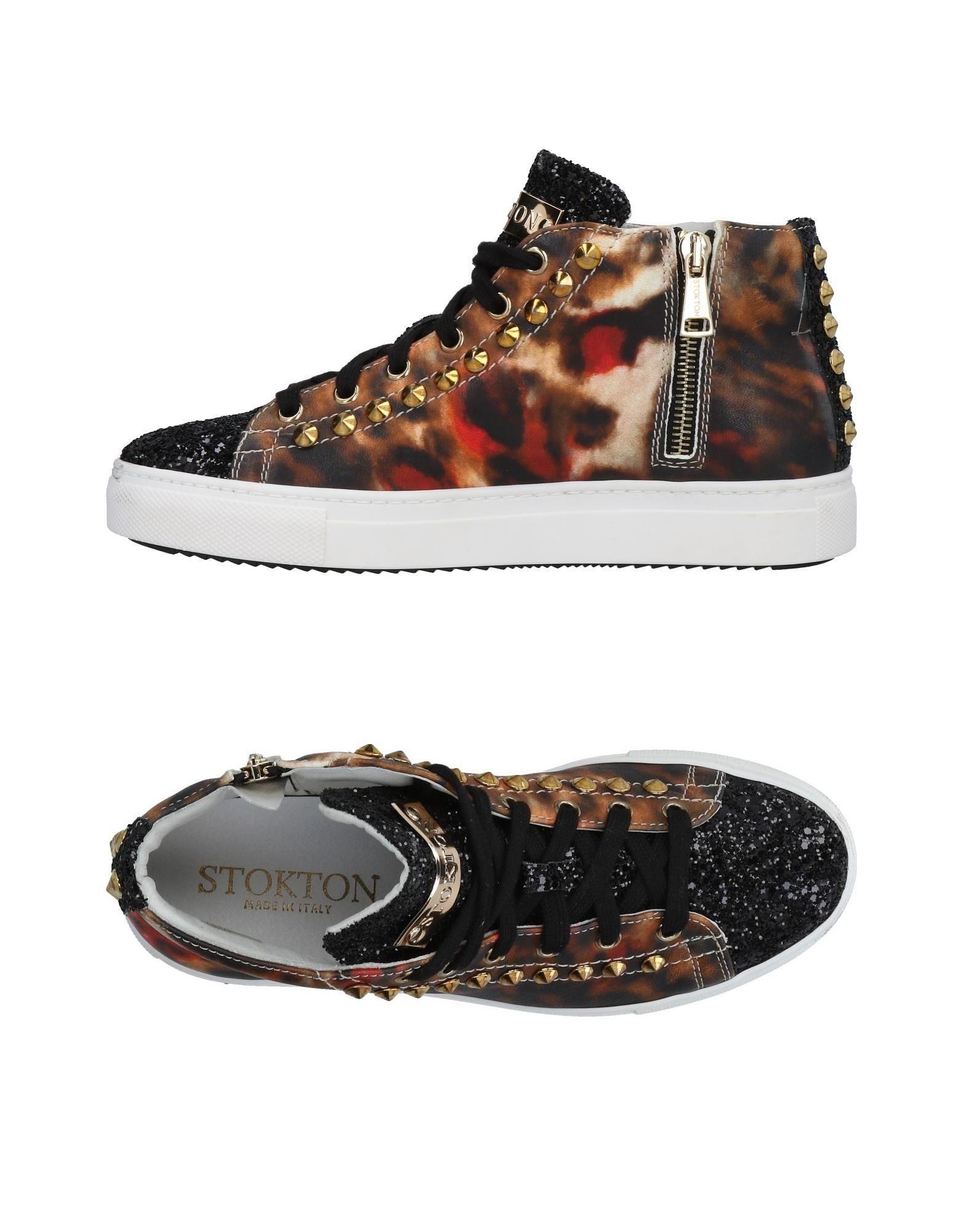 Gut um billige Schuhe zu tragenStokton Sneakers Damen  11360874FS