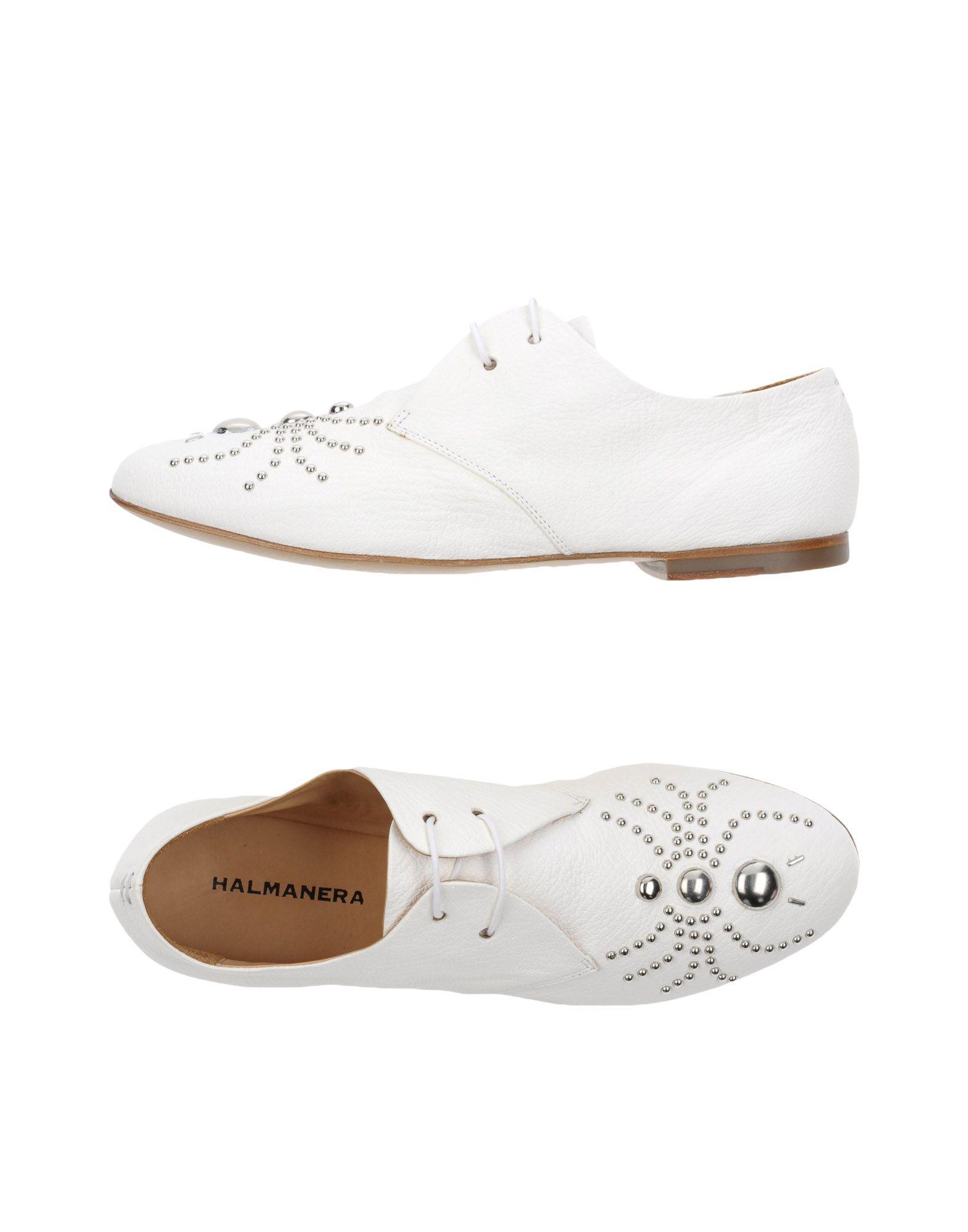 Halmanera Schnürschuhe Damen  11360891KM Gute Qualität beliebte Schuhe