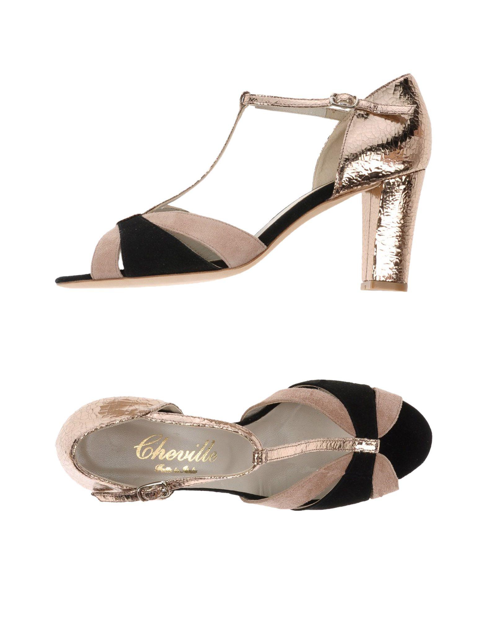 Cheville Sandalen Damen  11360905HL Gute Qualität beliebte Schuhe