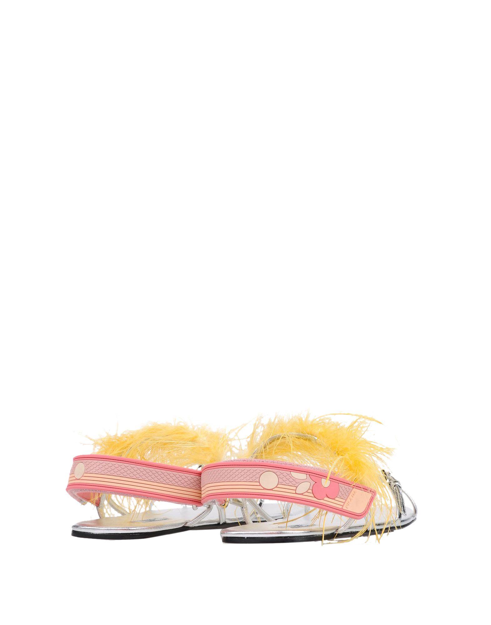 Rabatt Schuhe Prada Damen Sandalen Damen Prada  11360920IF 1e1dfe