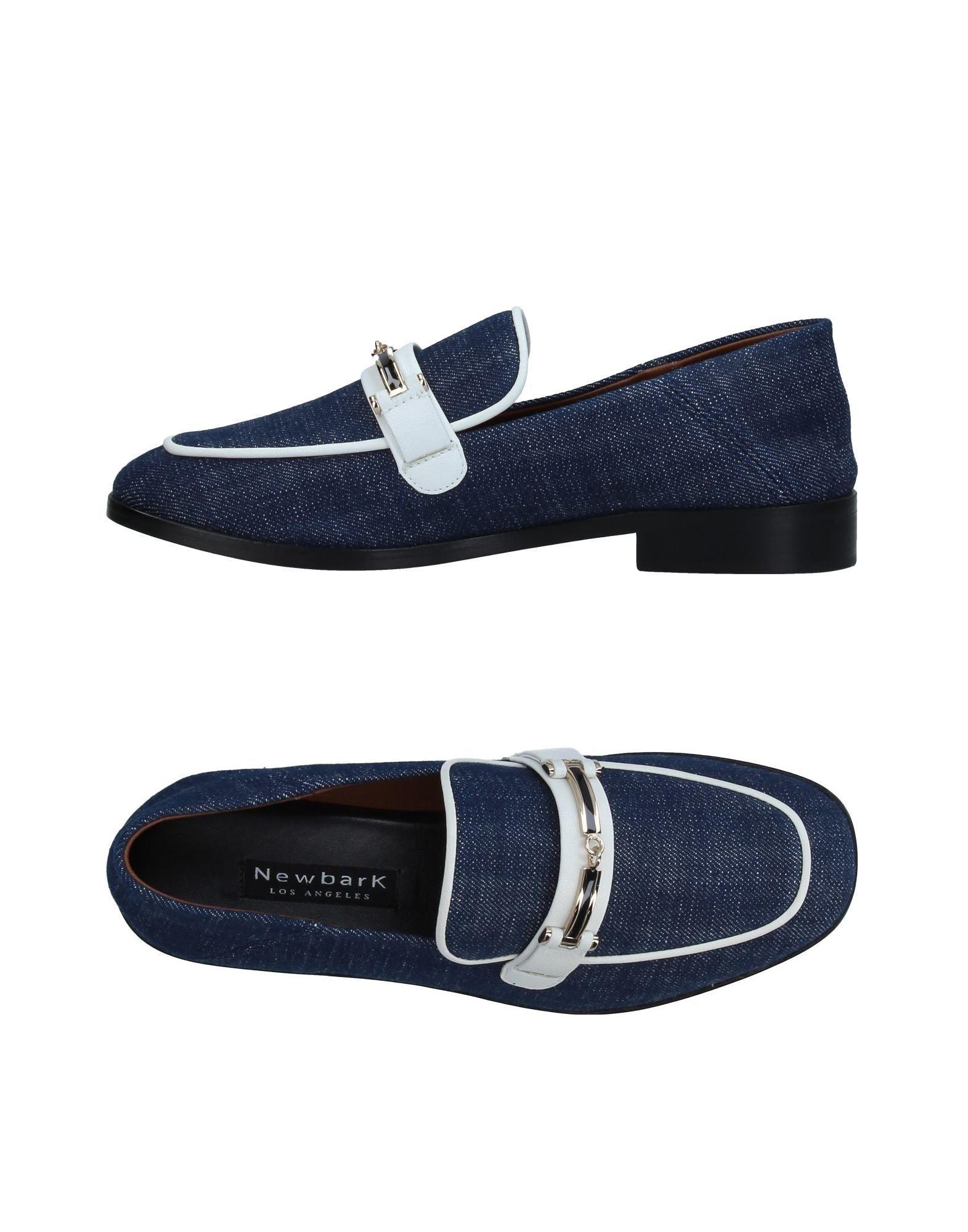 Stilvolle billige Schuhe Newbark Mokassins Damen  11360922TB