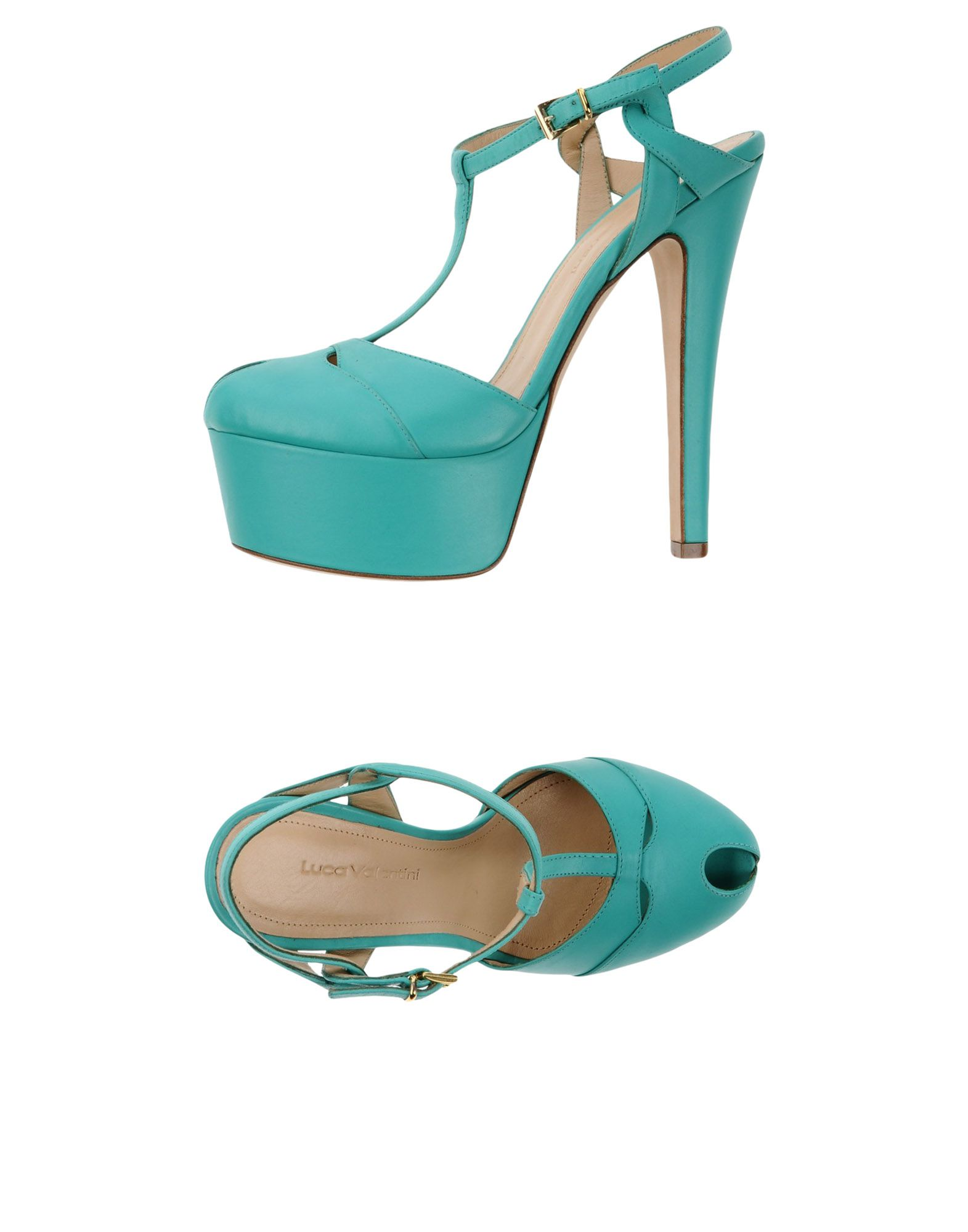 Stilvolle billige Schuhe Luca Valentini Sandalen Damen  11361109LG