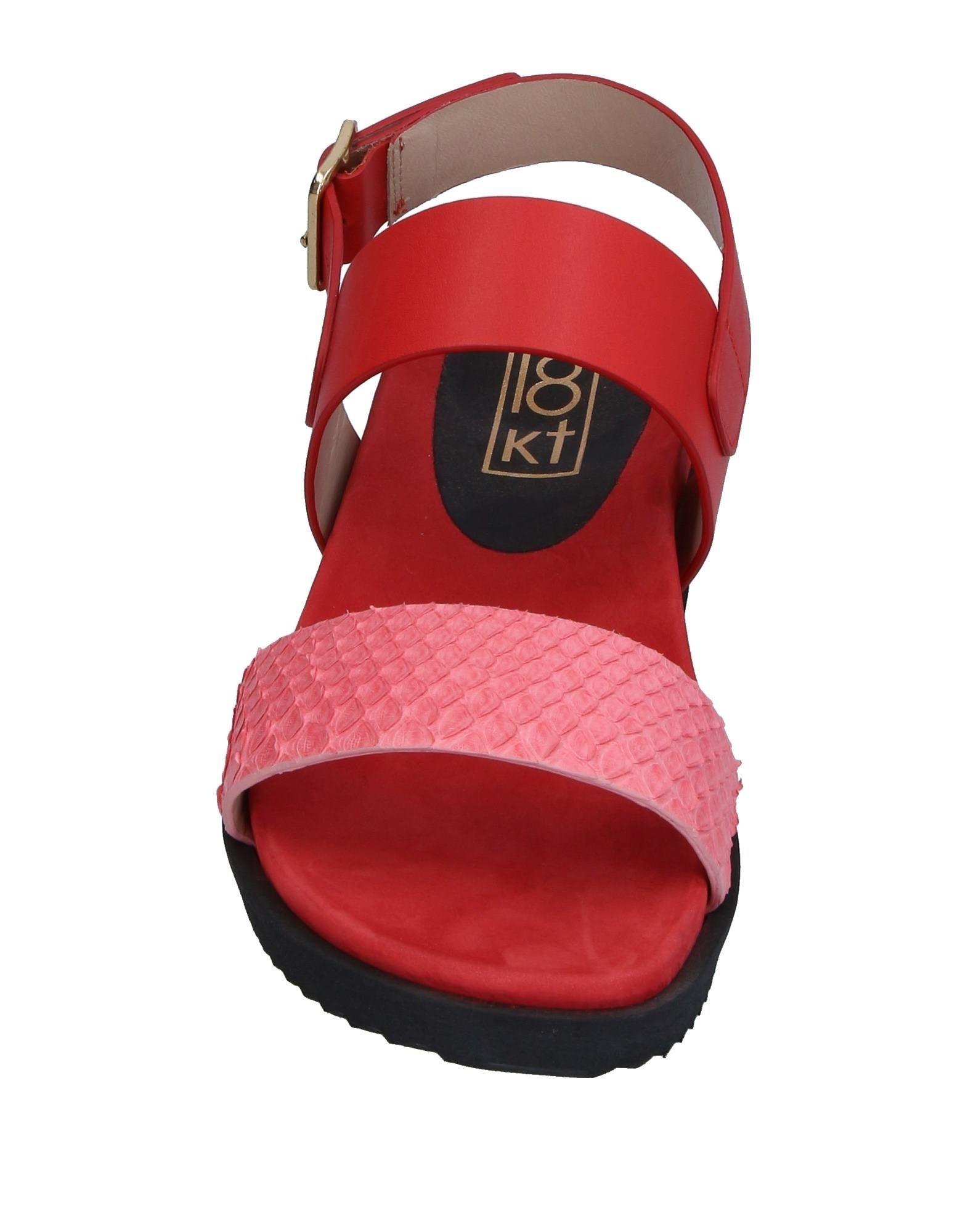Sandales 18 Kt Femme - Sandales 18 Kt sur