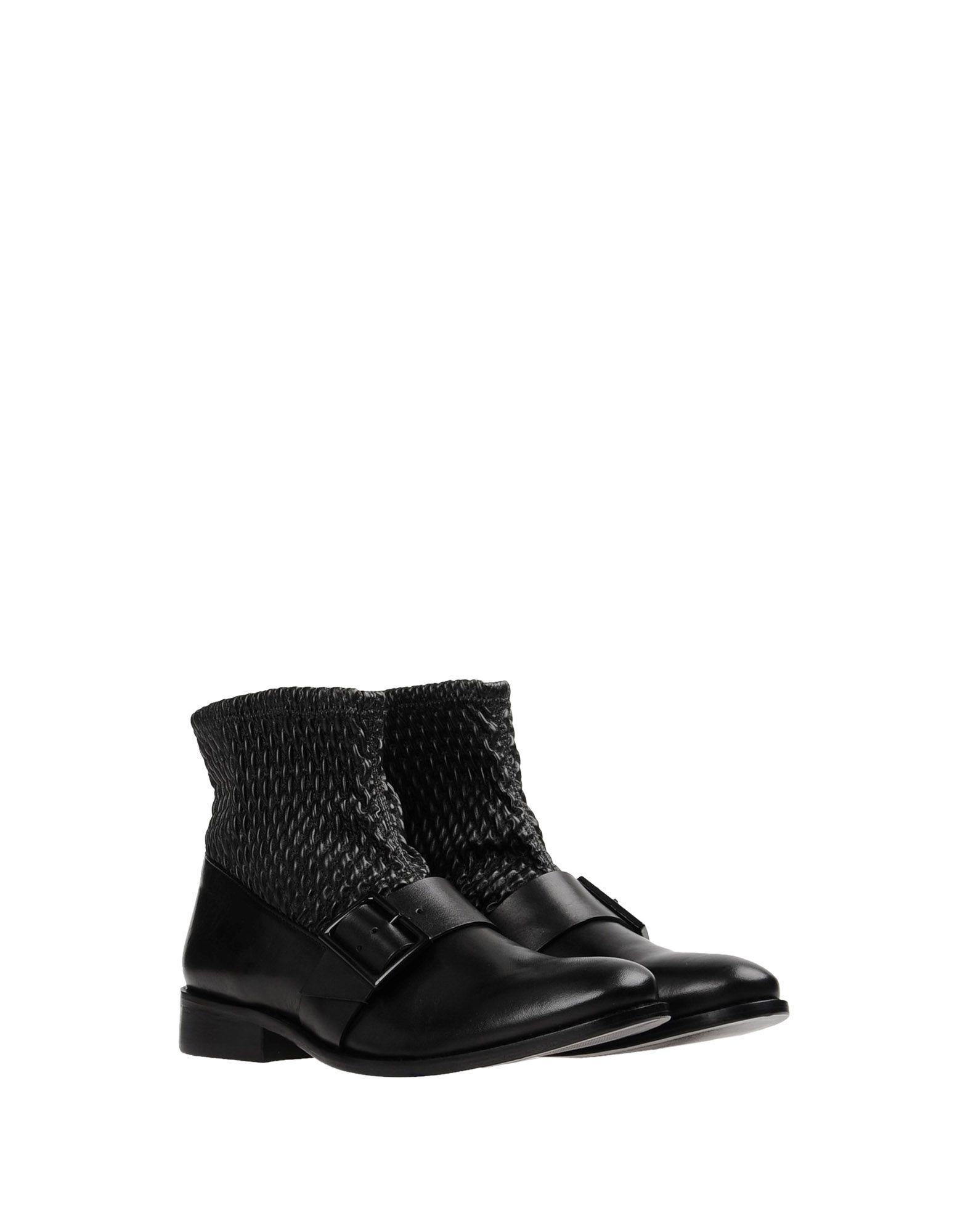 Stilvolle Schutz billige Schuhe Schutz Stilvolle Stiefelette Damen  11361340CX 80b32c