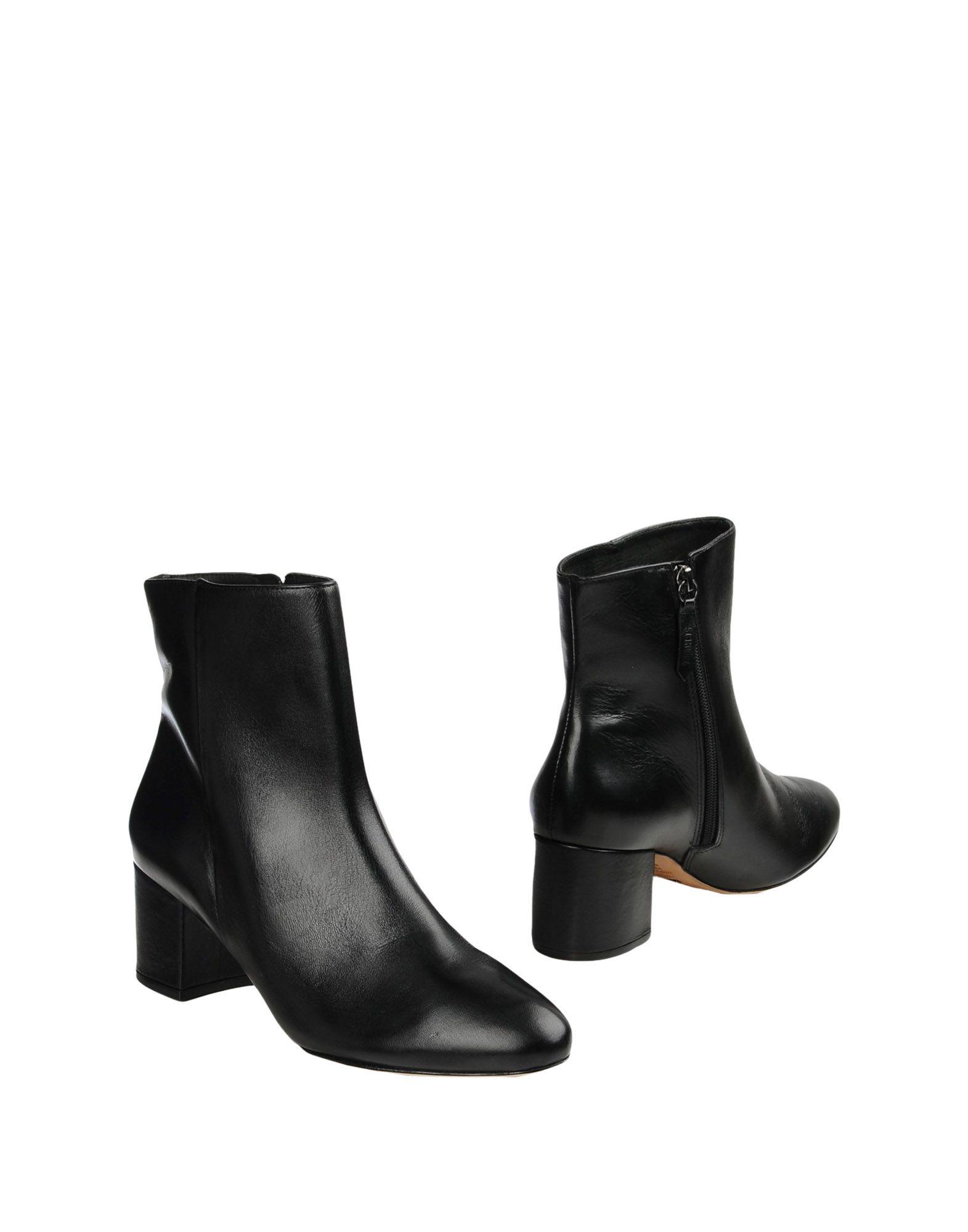 Rabatt Schuhe Schutz Stiefelette Damen  11361352RA