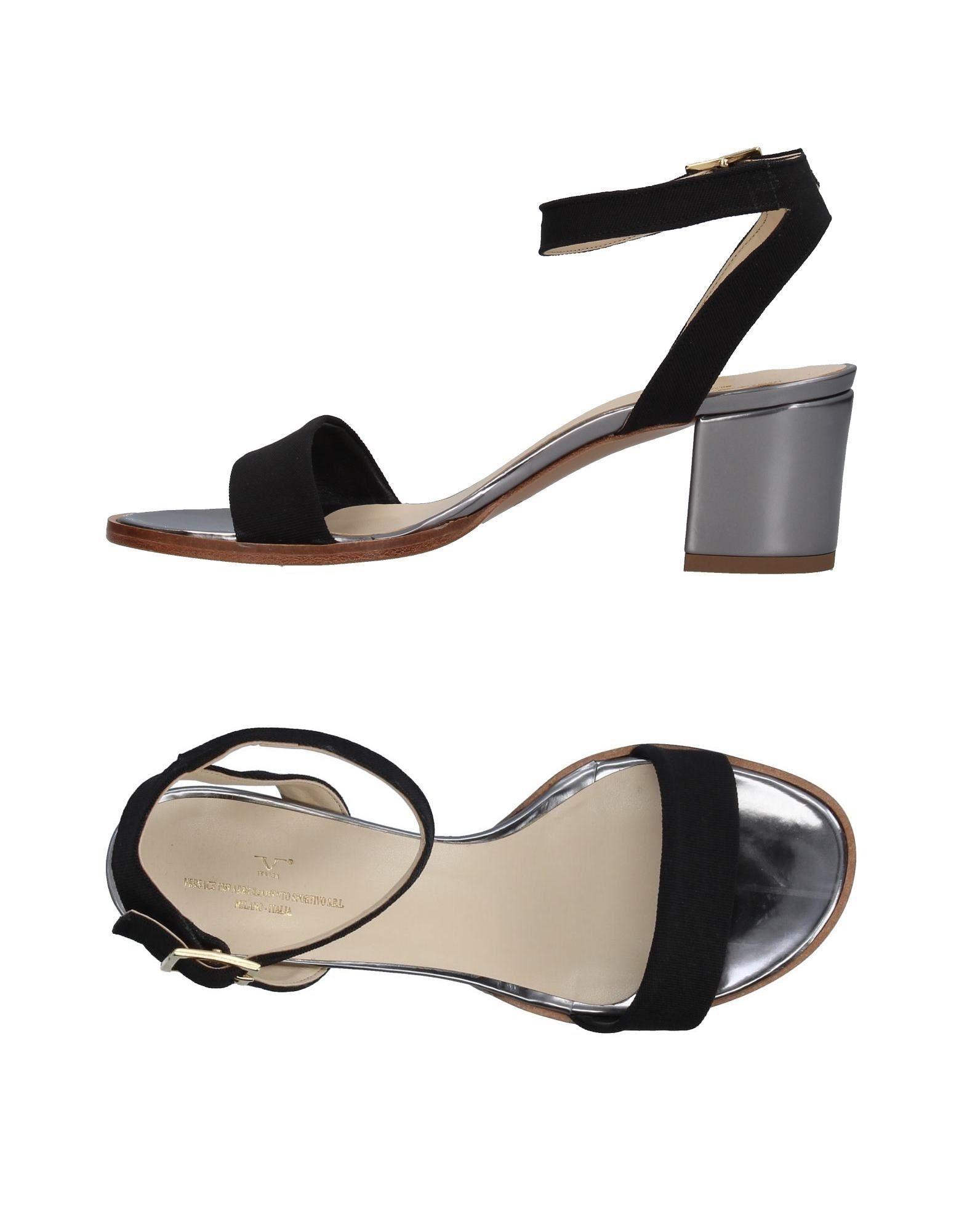 Stilvolle billige Schuhe V Italia Sandalen Damen  11361378SC