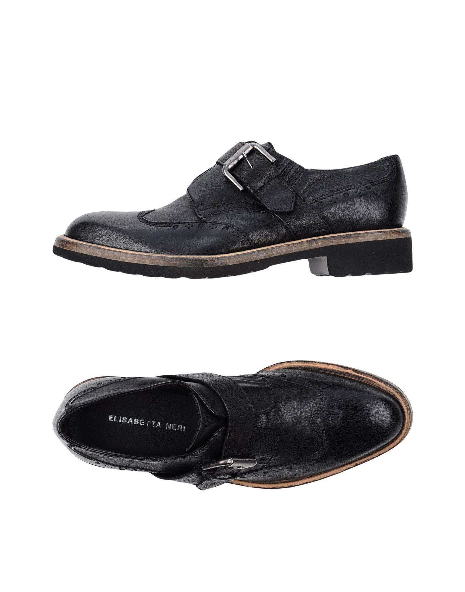 Elisabetta Neri Chaussures À Lacets tBQFJfl
