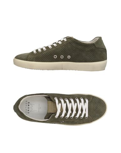 Sneakers Leather Crown Uomo - Acquista online su YOOX - 11361430TH 5be7f383755