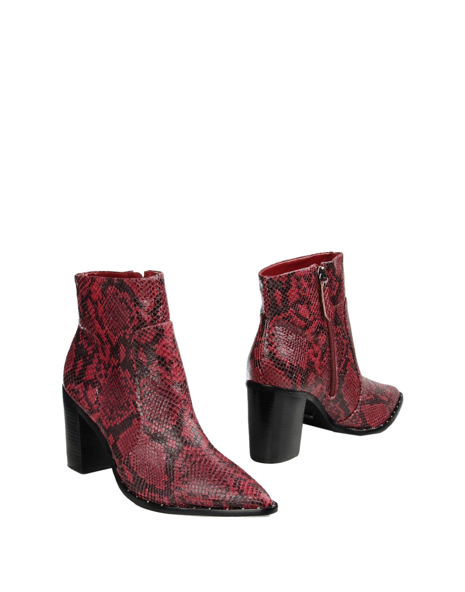 Rabatt Schuhe 11361464QK Schutz Stiefelette Damen  11361464QK Schuhe 08991a