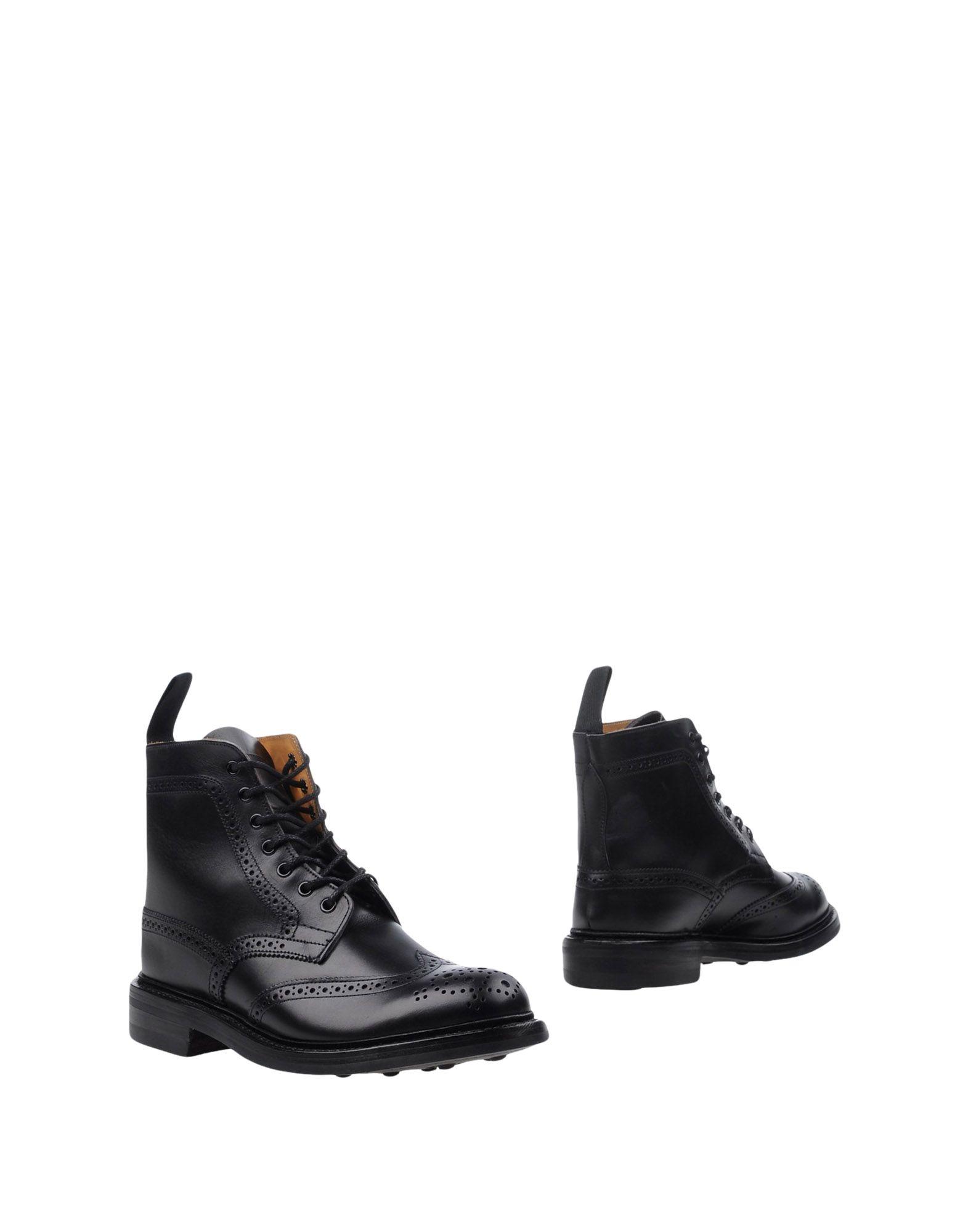 Rabatt Schuhe Tricker's Stiefelette Damen  11361521MG
