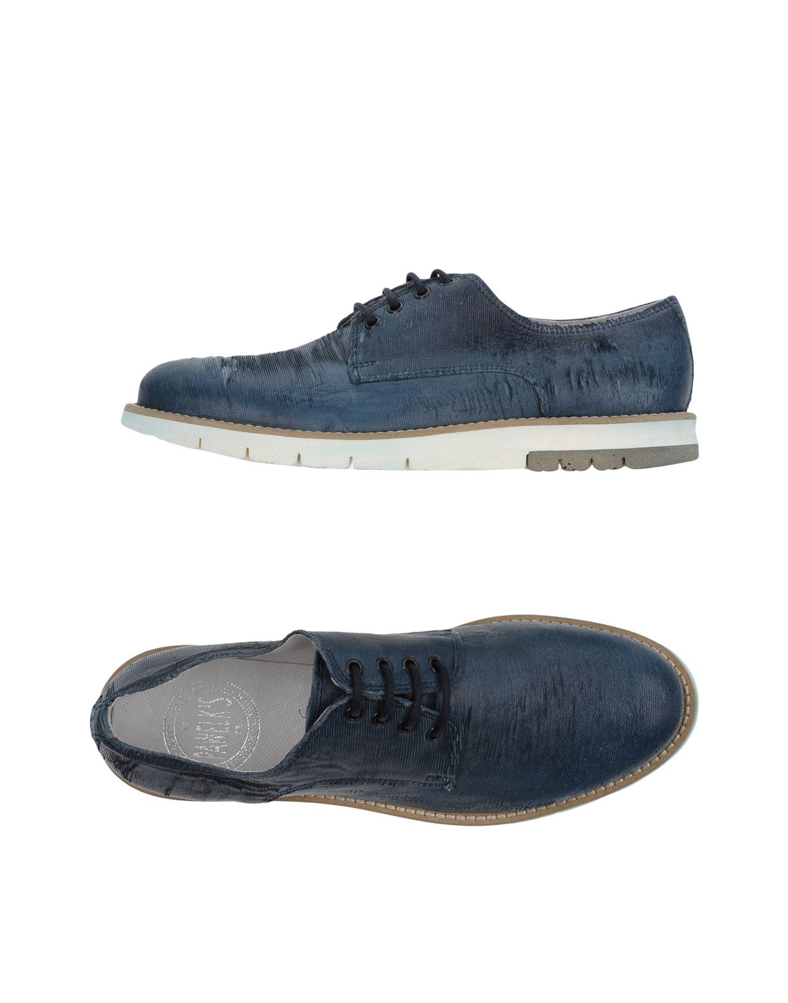 Rabatt echte Schuhe Pawelk's Schnürschuhe Herren  11361532HB