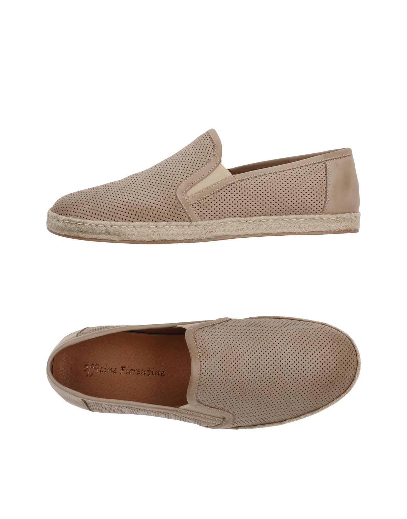 Rabatt echte  Schuhe Officine Fiorentine Espadrilles Herren  echte 11361607NP a7f9bb