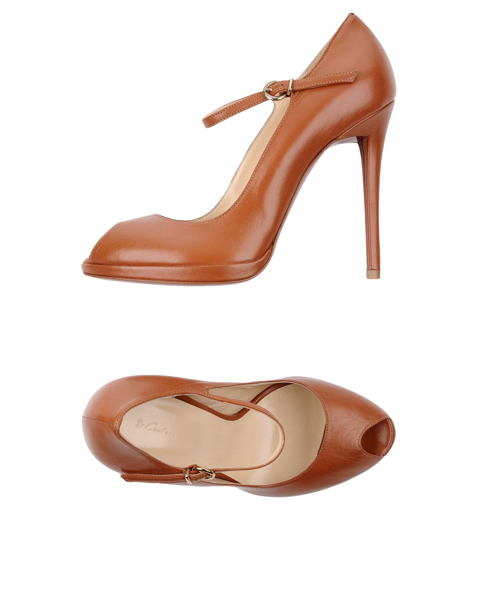 Couture sich Pumps Damen Gutes Preis-Leistungs-Verhältnis, es lohnt sich Couture 9206ca