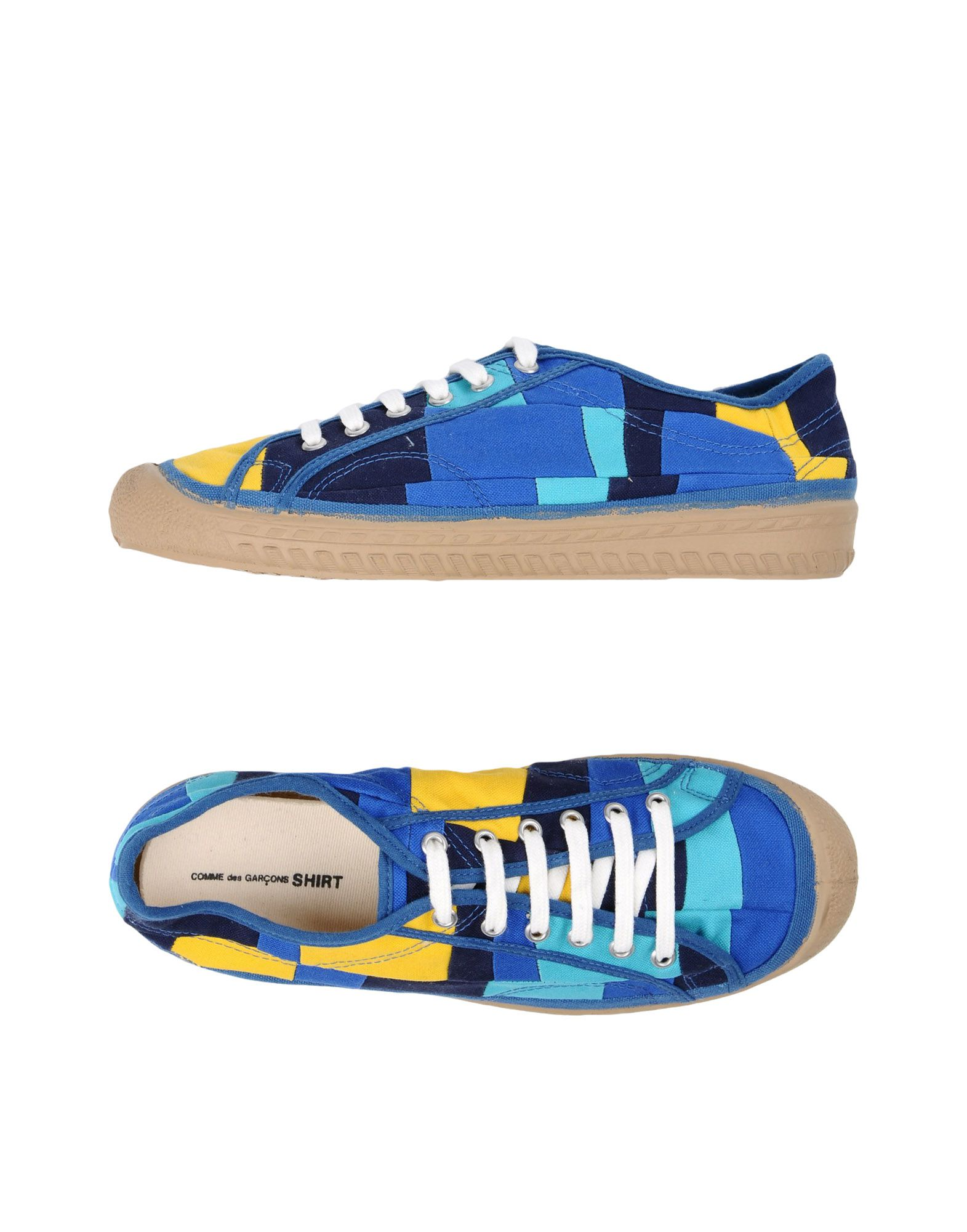 Rabatt echte Sneakers Schuhe Comme Des Garçons Shirt Sneakers echte Herren  11361705IR 57d5f8