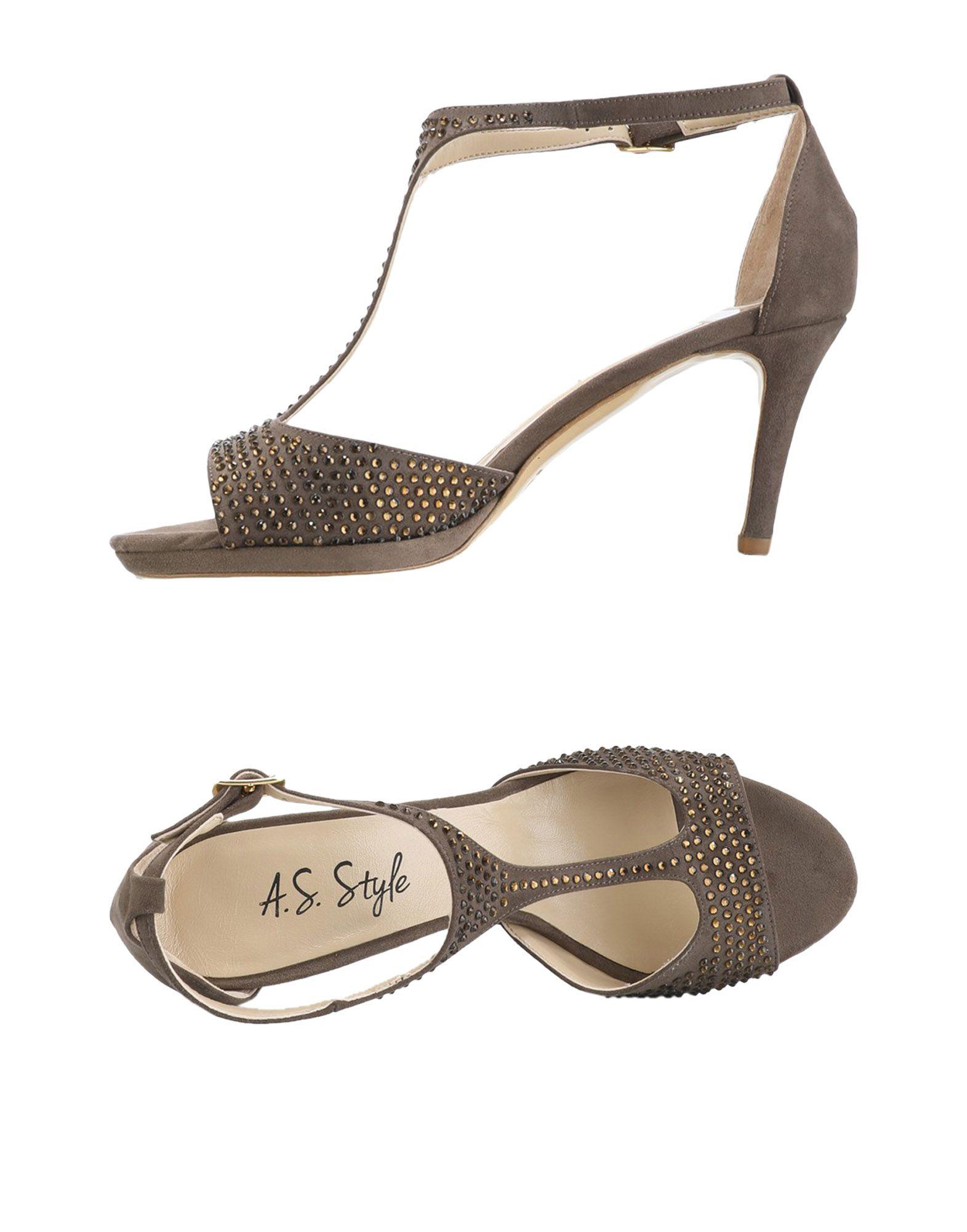 Sandales A.S. Style Femme - Sandales A.S. Style sur