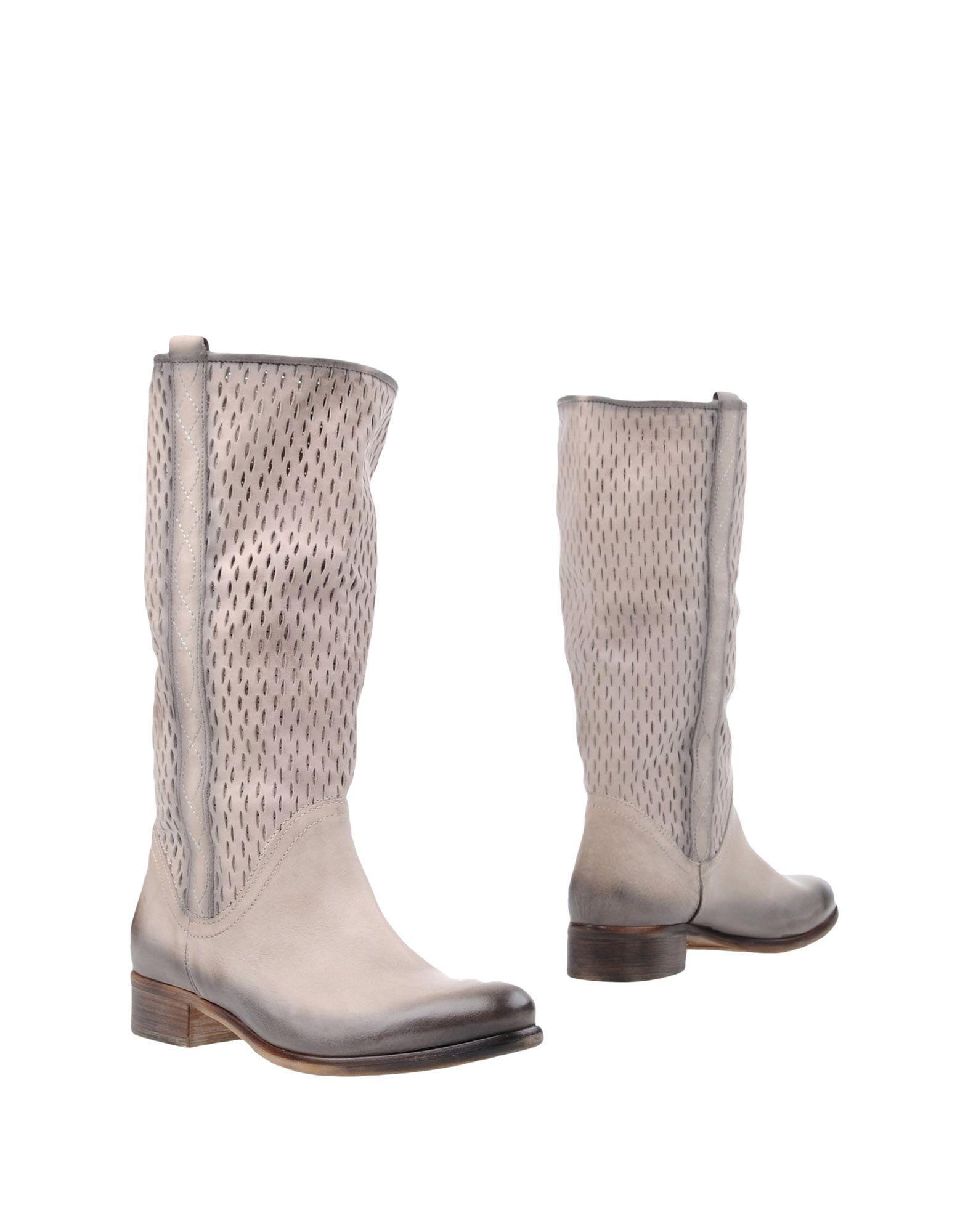 Stilvolle billige Schuhe Kobra Stiefel Damen  11361884ML
