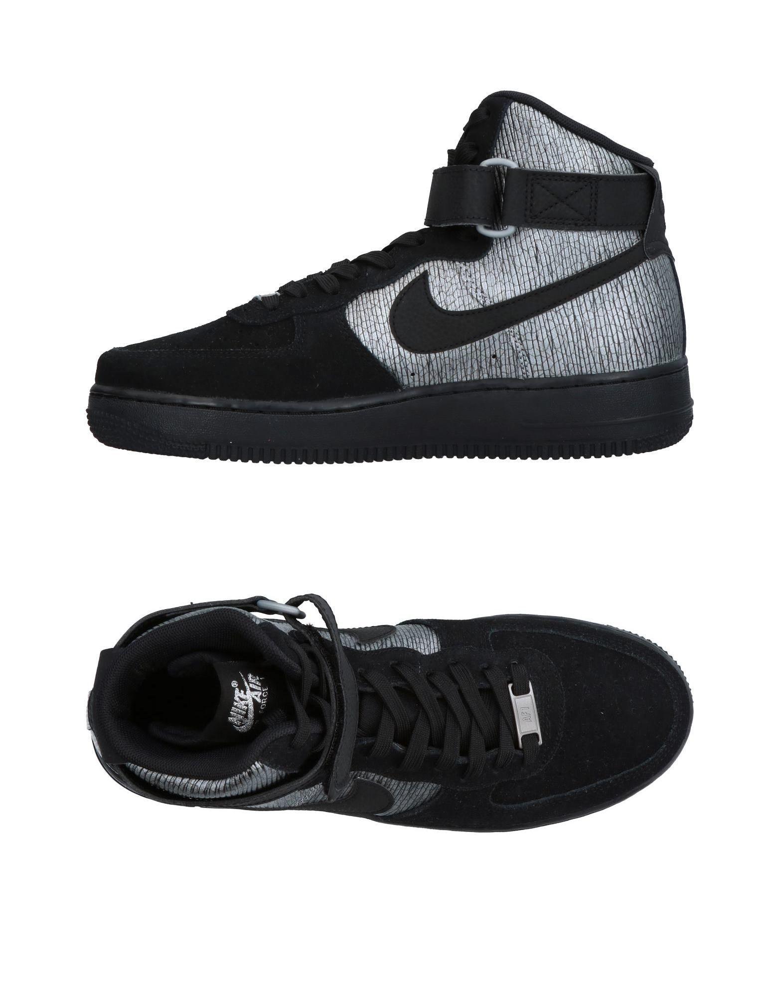 Baskets Nike Femme - Baskets Nike Noir Nouvelles chaussures pour hommes et femmes, remise limitée dans le temps