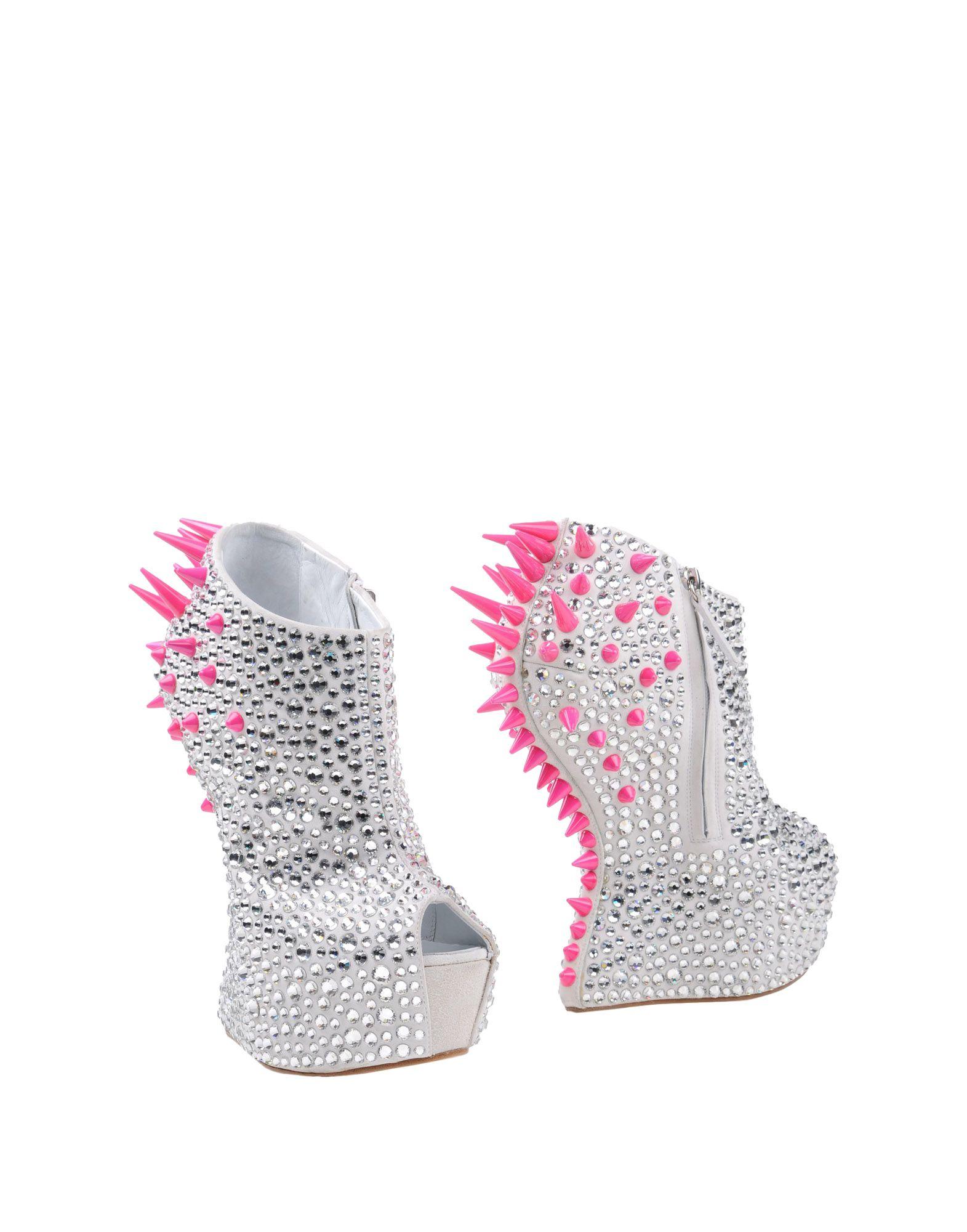 Giuseppe Zanotti Stiefelette aussehende Damen  11361971DKGünstige gut aussehende Stiefelette Schuhe 3ca904