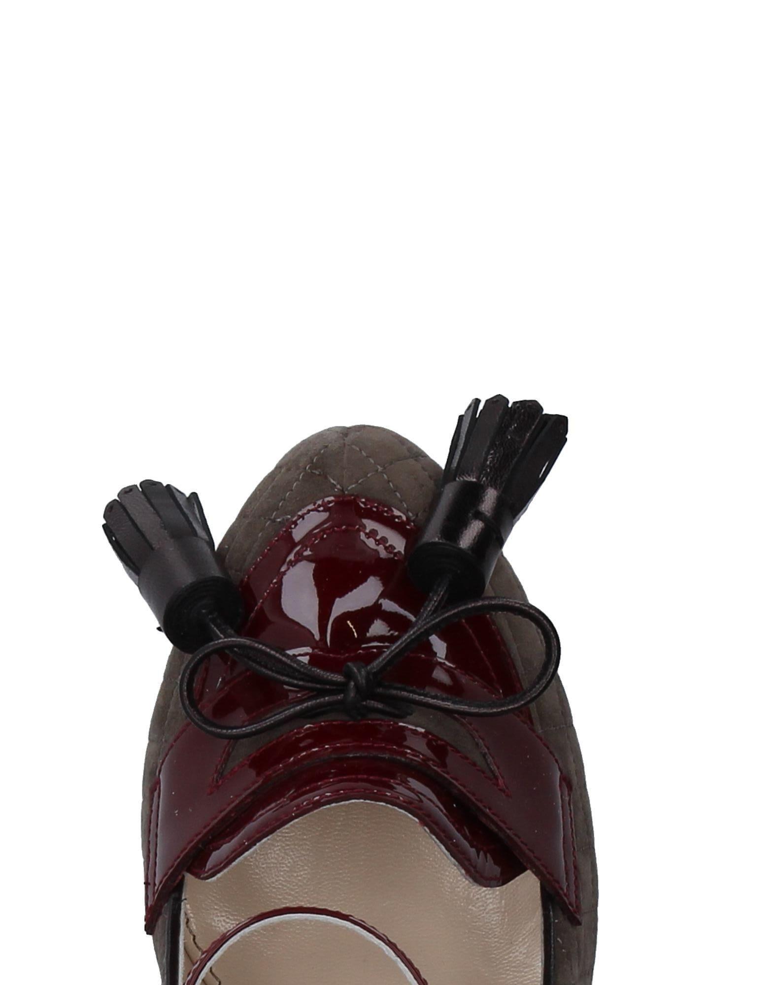 Stilvolle Mokassins billige Schuhe John Galliano Mokassins Stilvolle Damen  11361973CA 3382ef