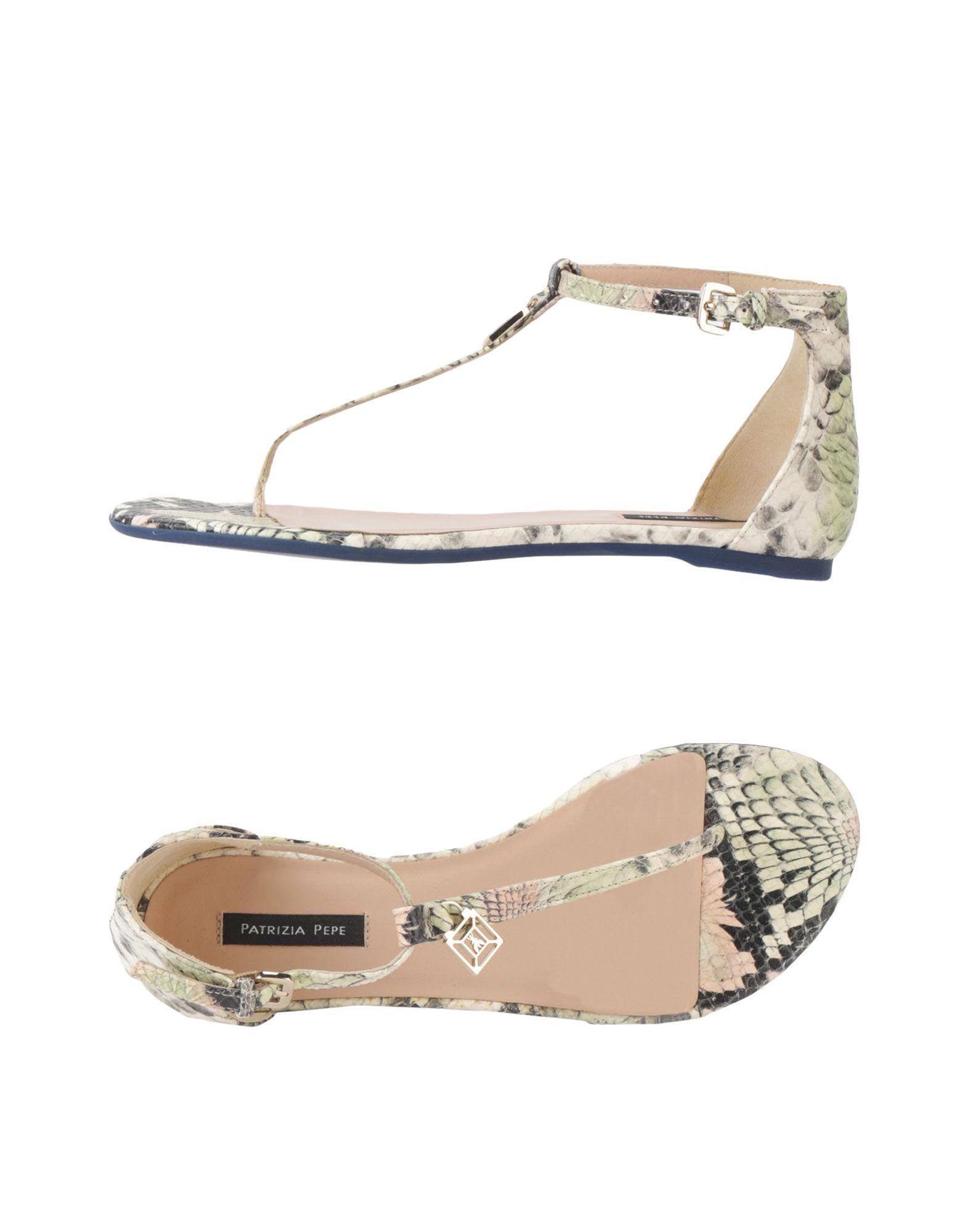 Patrizia Pepe Dianetten Damen  11362010GJ Qualität Gute Qualität 11362010GJ beliebte Schuhe f12c80