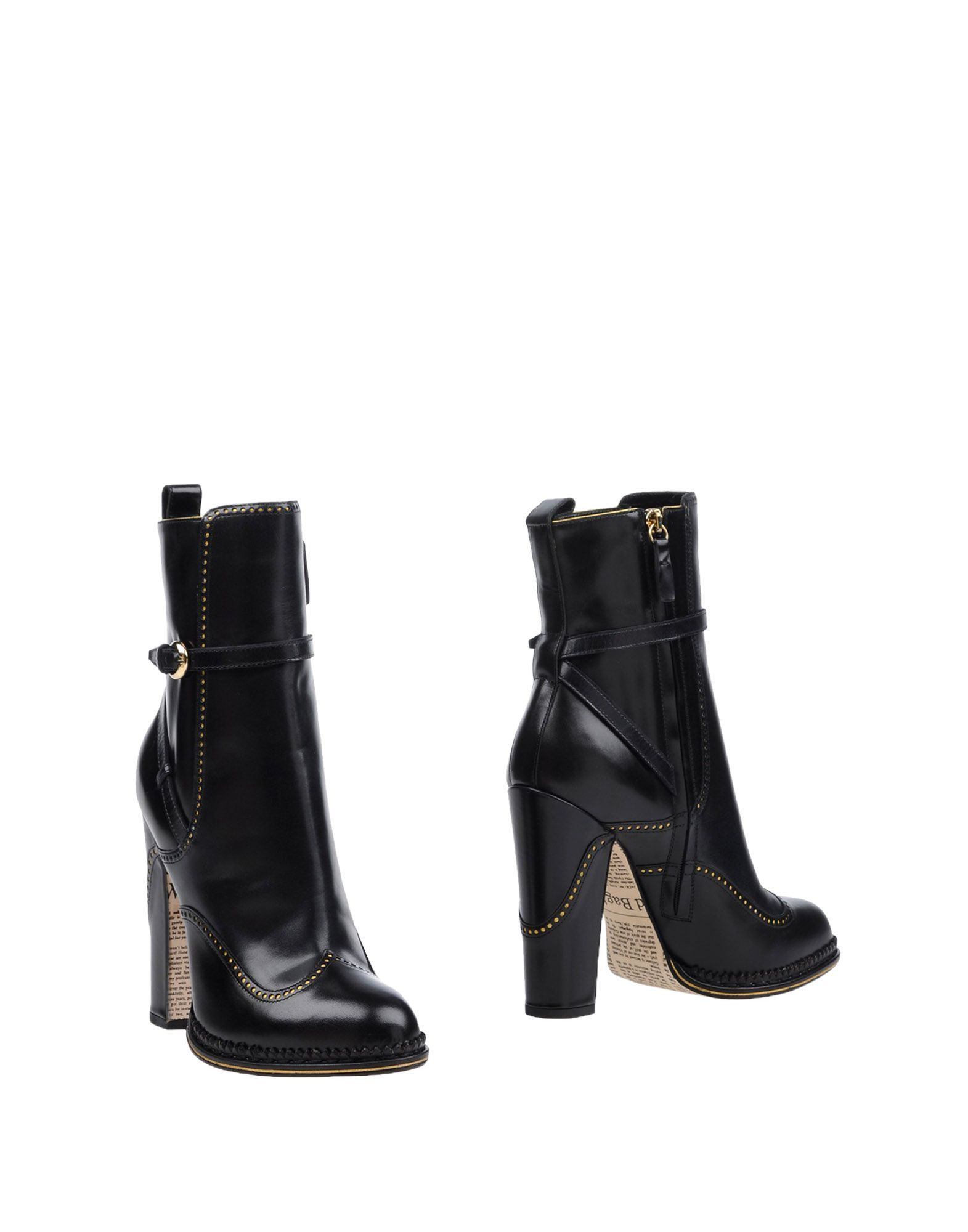 Bottine John Galliano Femme - Bottines John Galliano sur