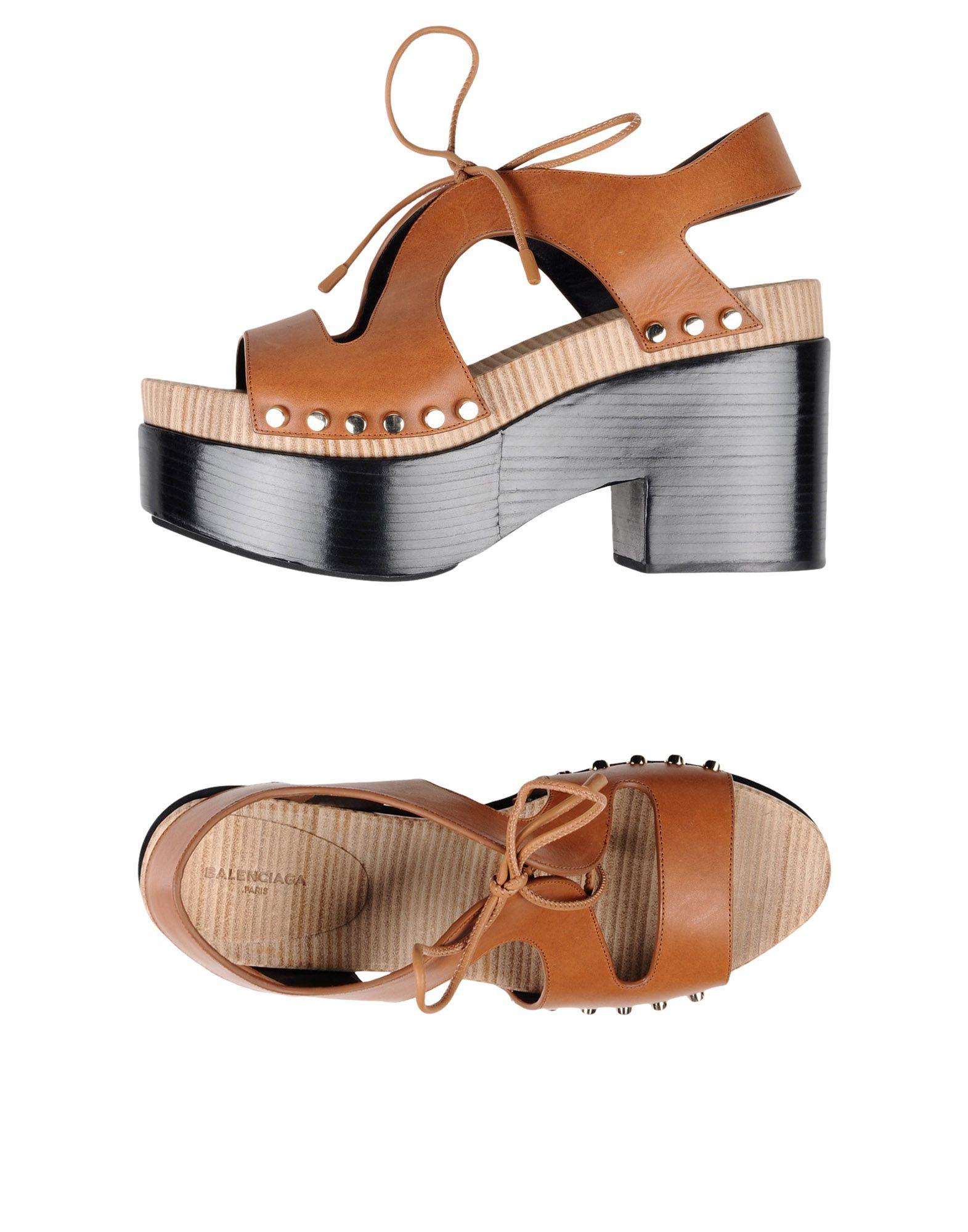 Balenciaga Sandalen Damen  11362138RJGünstige gut aussehende Schuhe