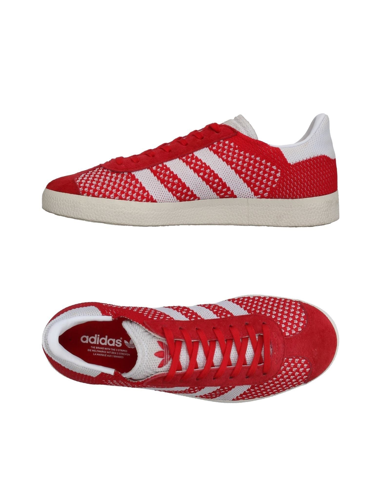 Baskets Adidas Originals Homme - Baskets Adidas Originals  Rouge Mode pas cher et belle