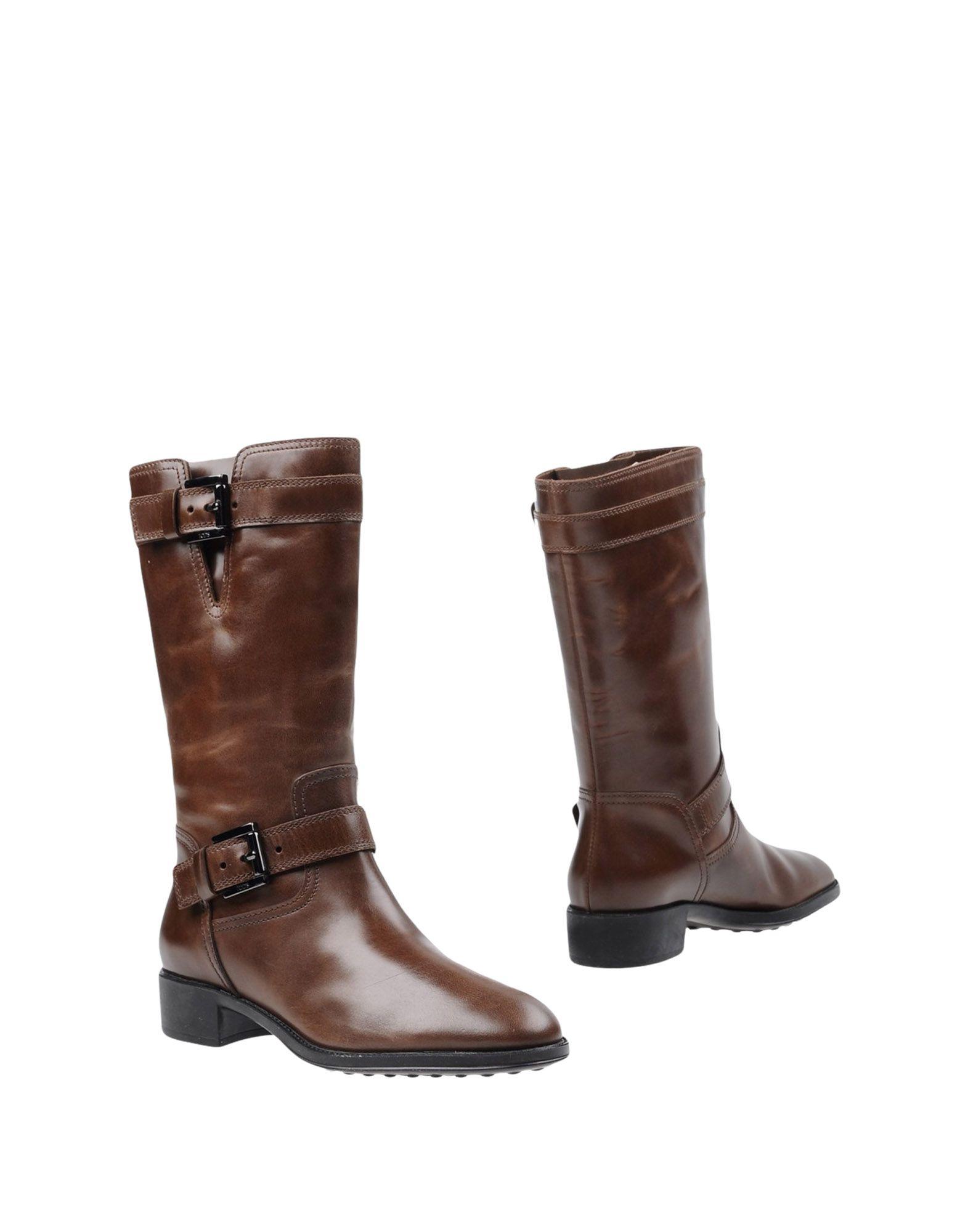 Tod's Stiefel Damen  11362378TBGünstige gut aussehende Schuhe