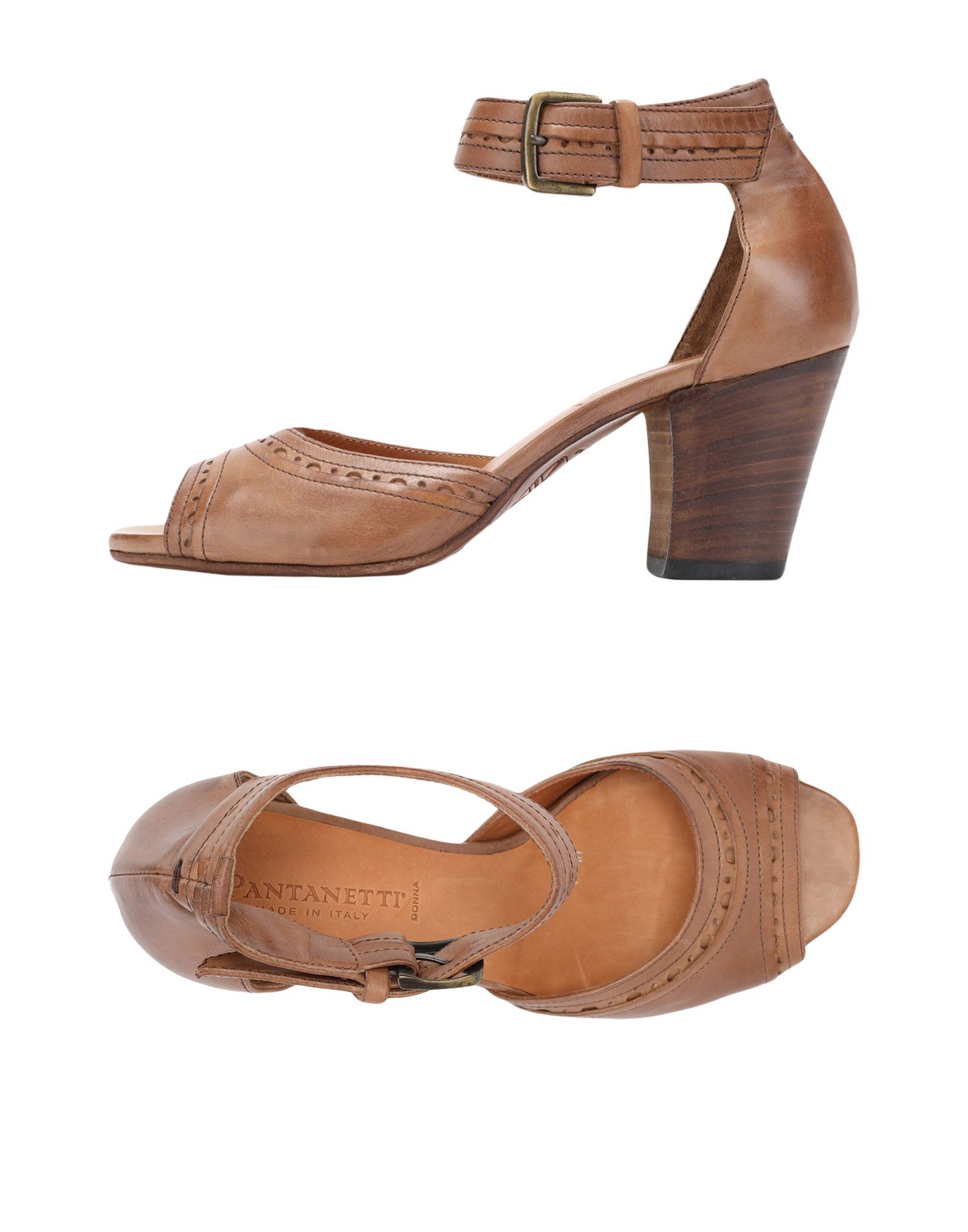 Pantanetti Sandalen Damen Heiße  11362392LF Heiße Damen Schuhe a758ff