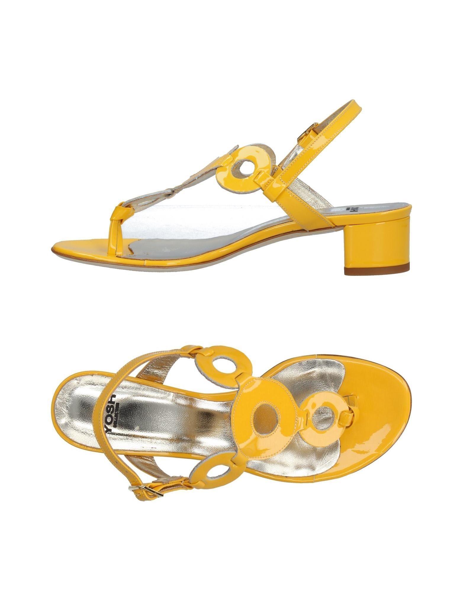 Yosh Collection Dianetten Damen  11362415DC Gute Qualität beliebte Schuhe